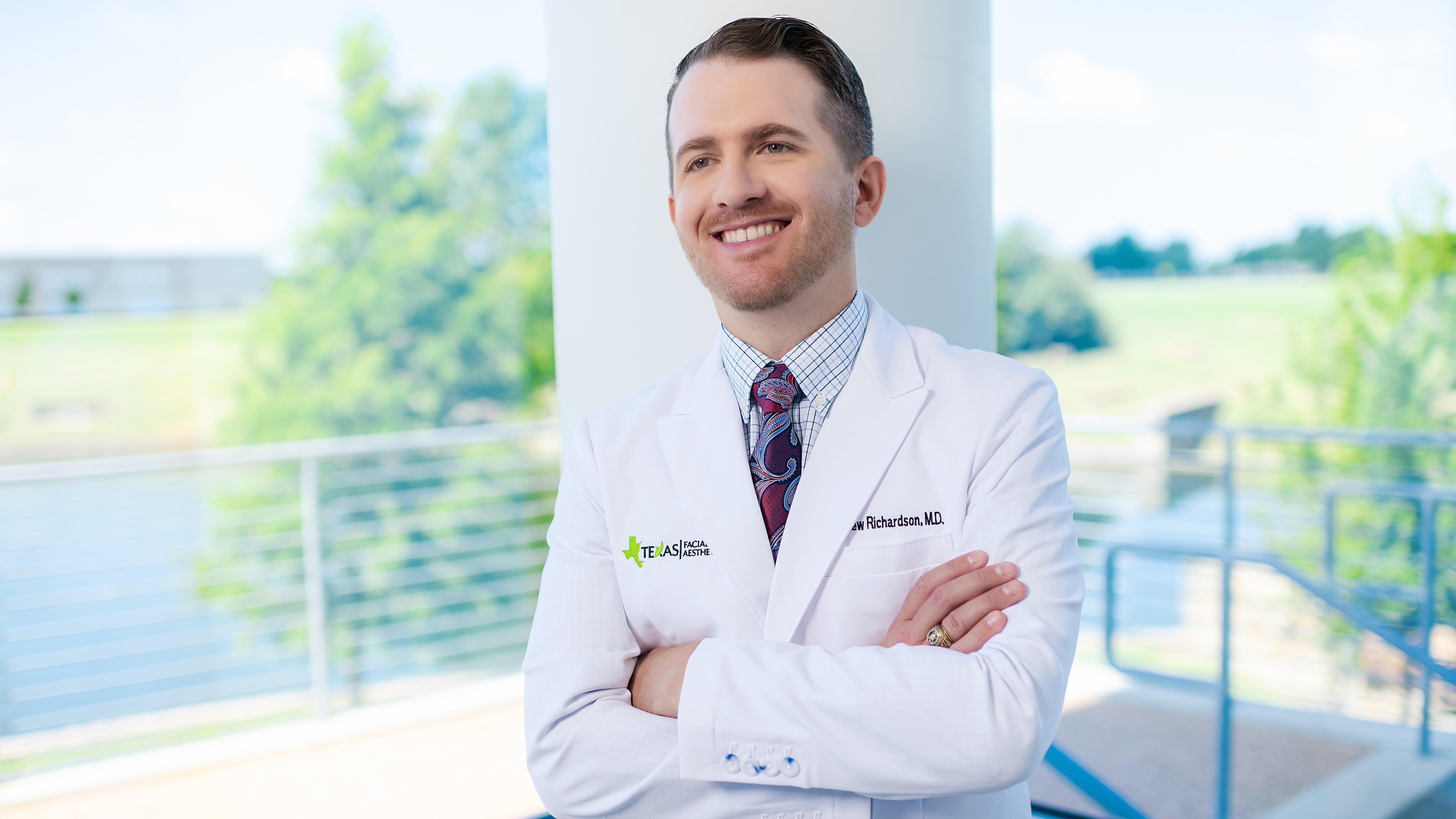 Dr. Matthew Richardson