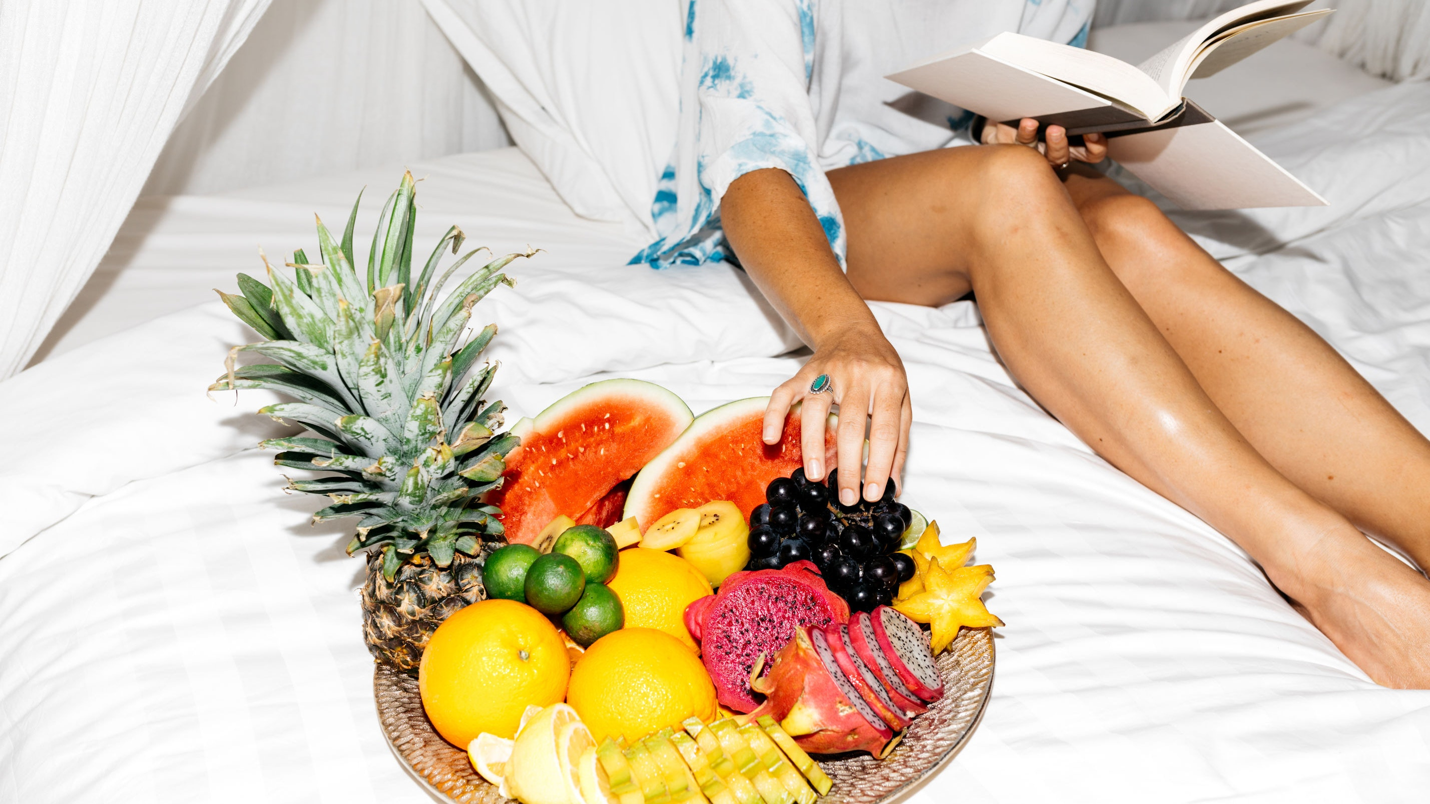 Berries, Salmon, and More Foods That Are Essential to Eat If You Want Gorgeous Skin