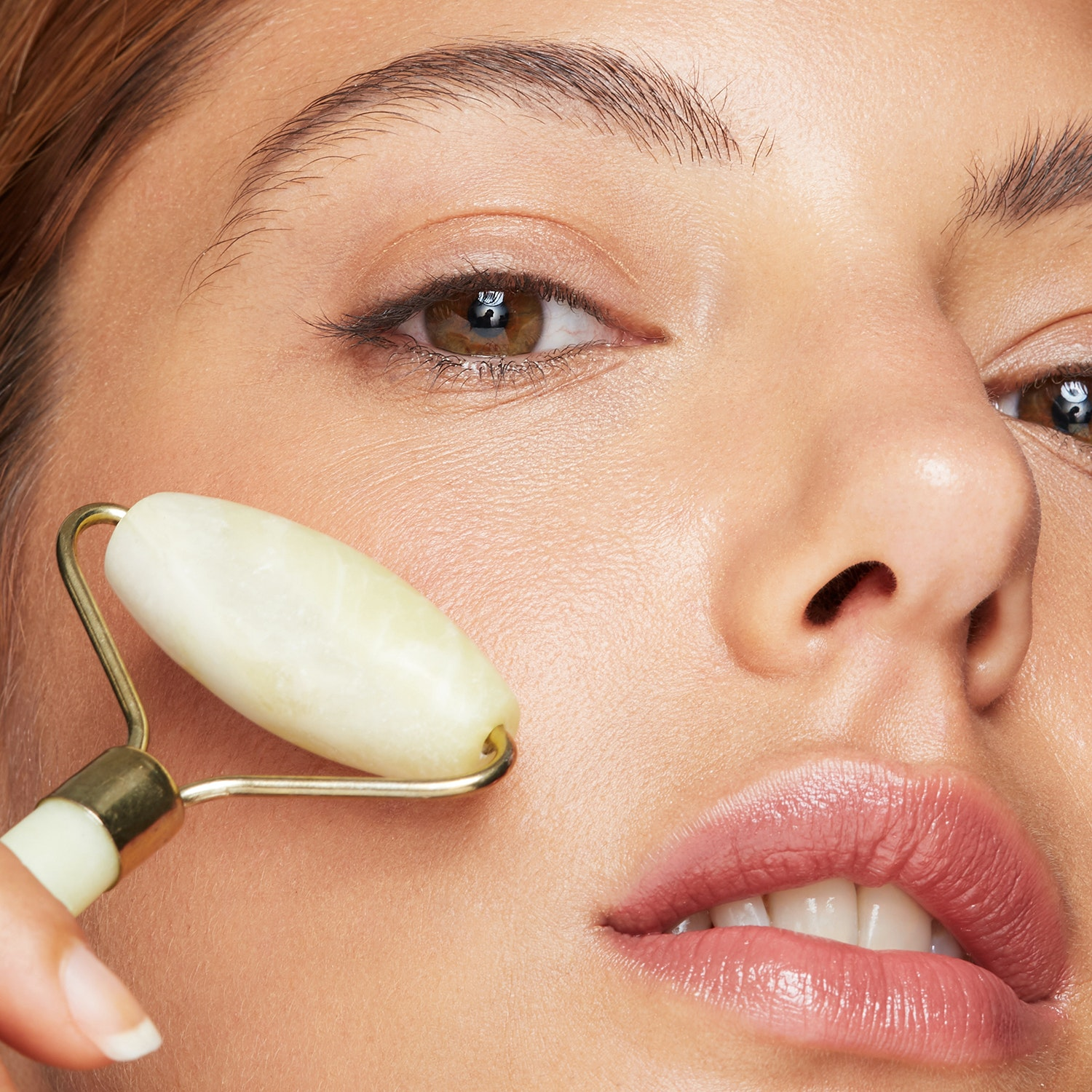 Glide Your Way to a Less Puffy-Looking Face With These Gua Sha and Crystal Rollers