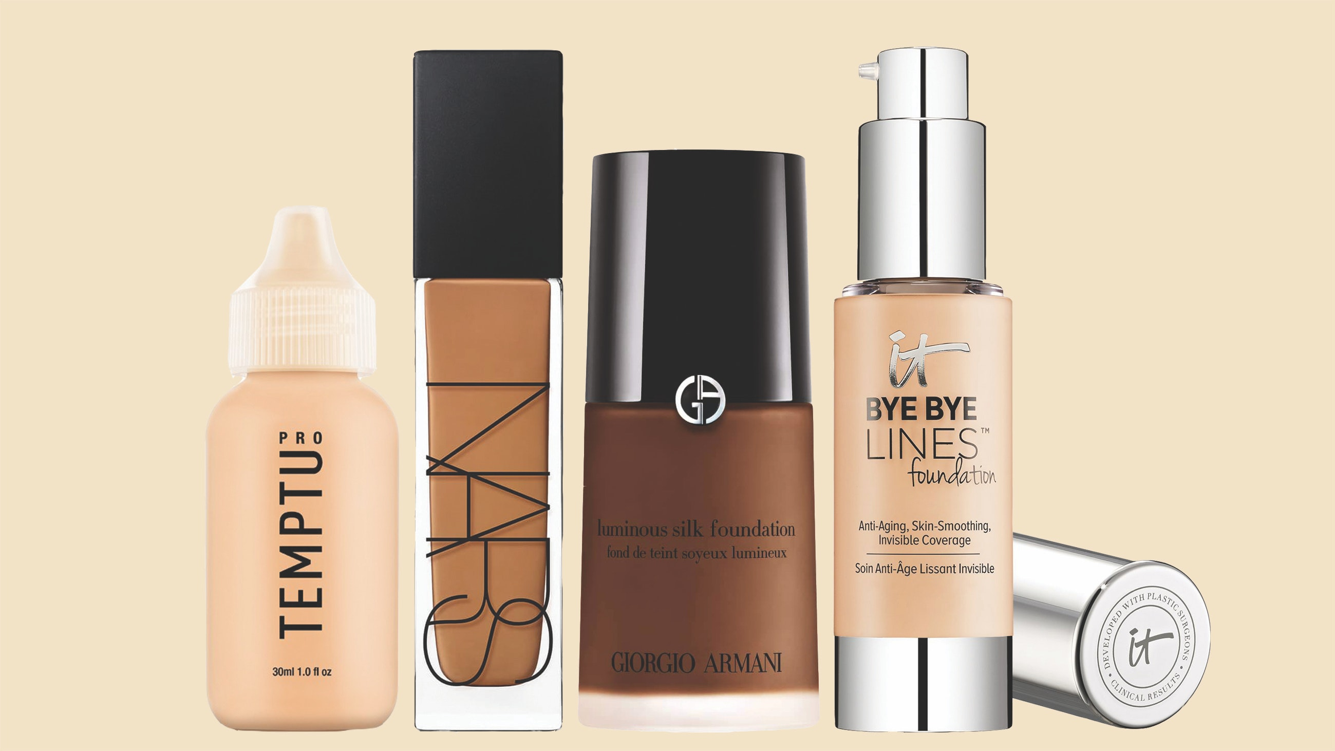 makeup and skincare products for aging skin