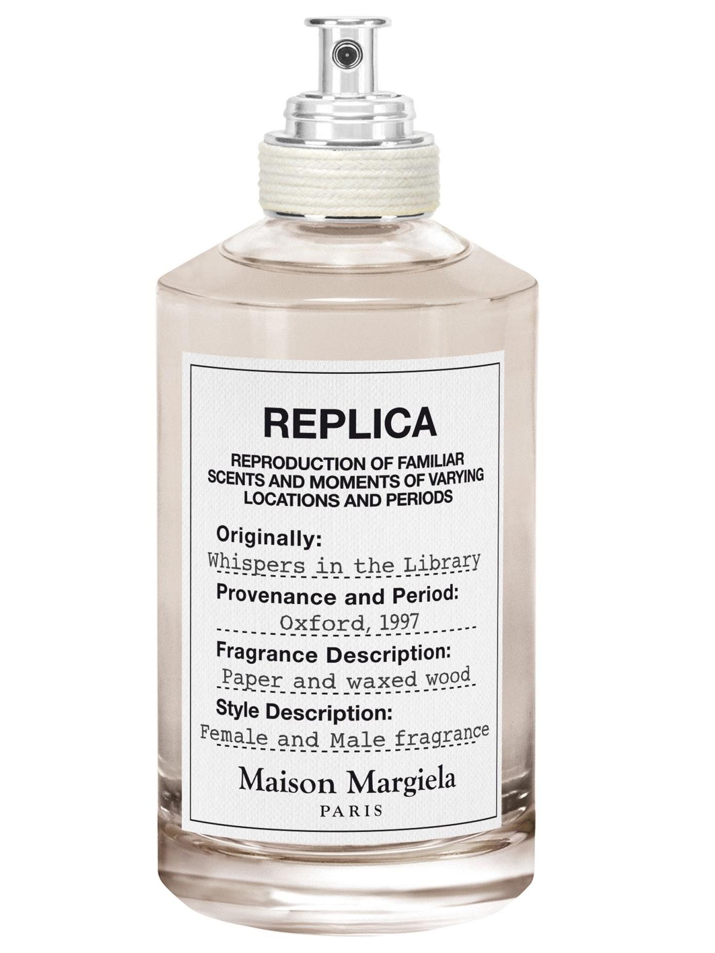Maison Margiela Replica Whispers In the Library Eau de Toilette