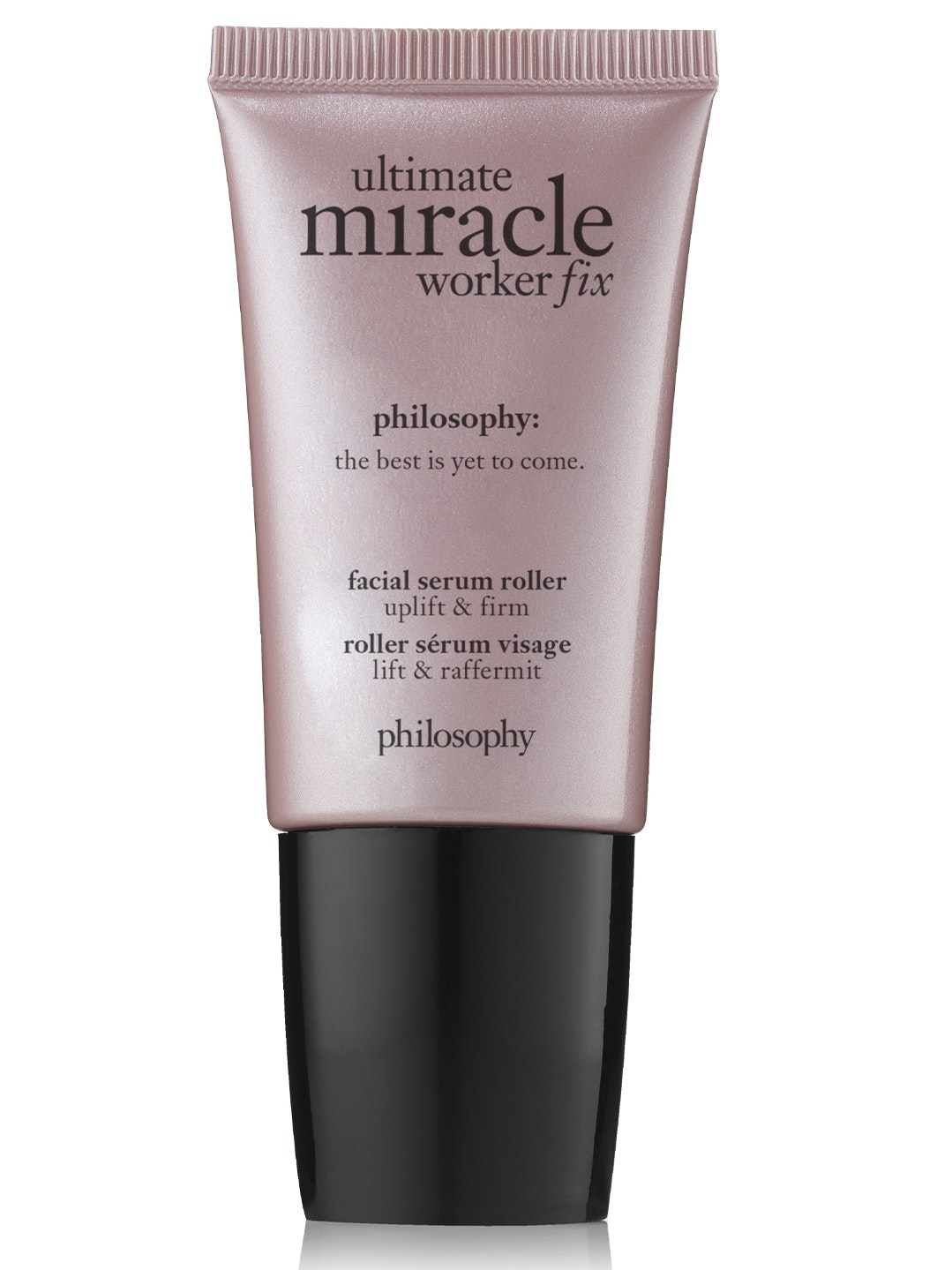 Philosophy Ultimate Miracle Worker Fix Facial Serum Roller: Uplift & Firm