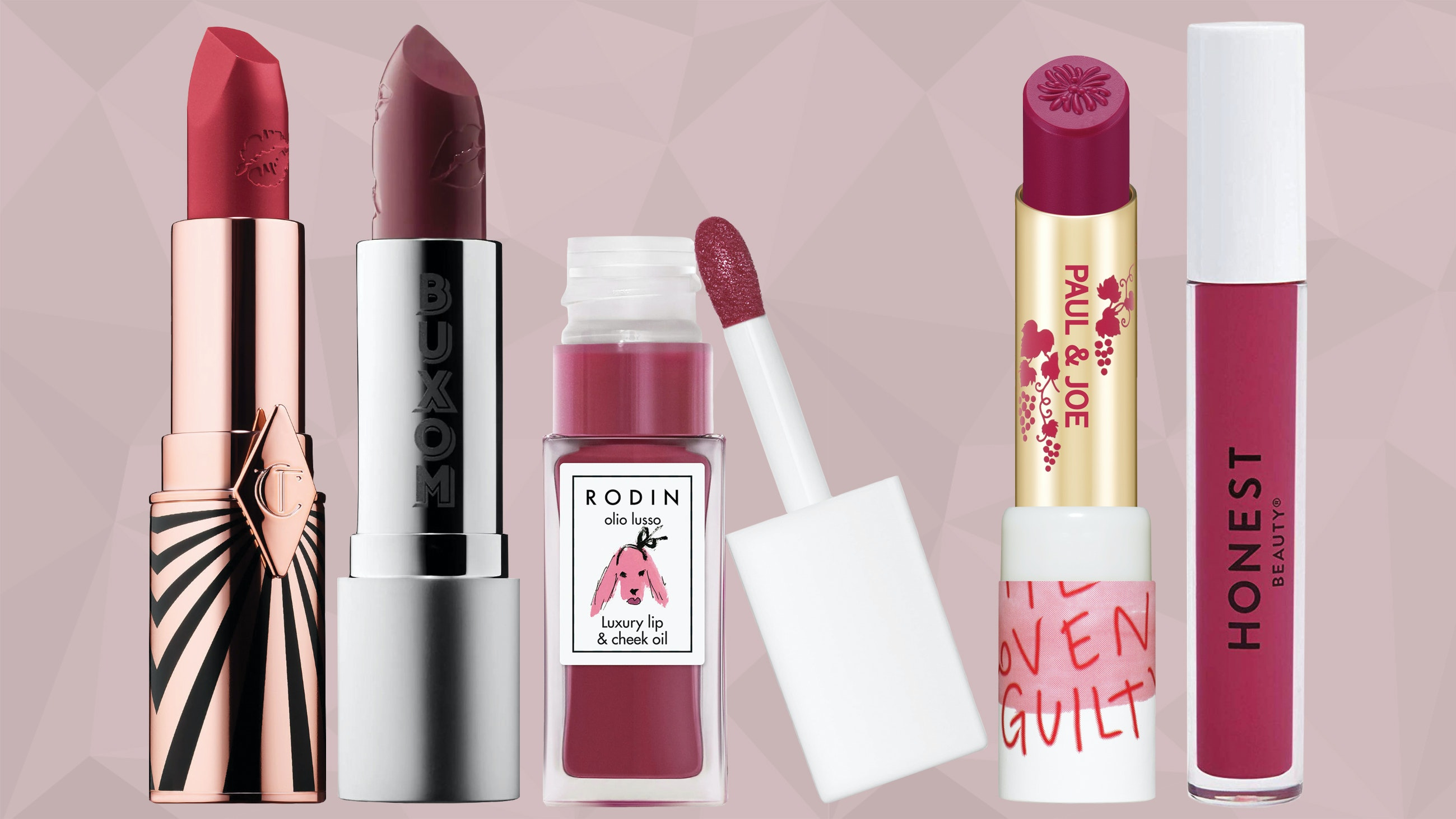 Berry lip products for fall