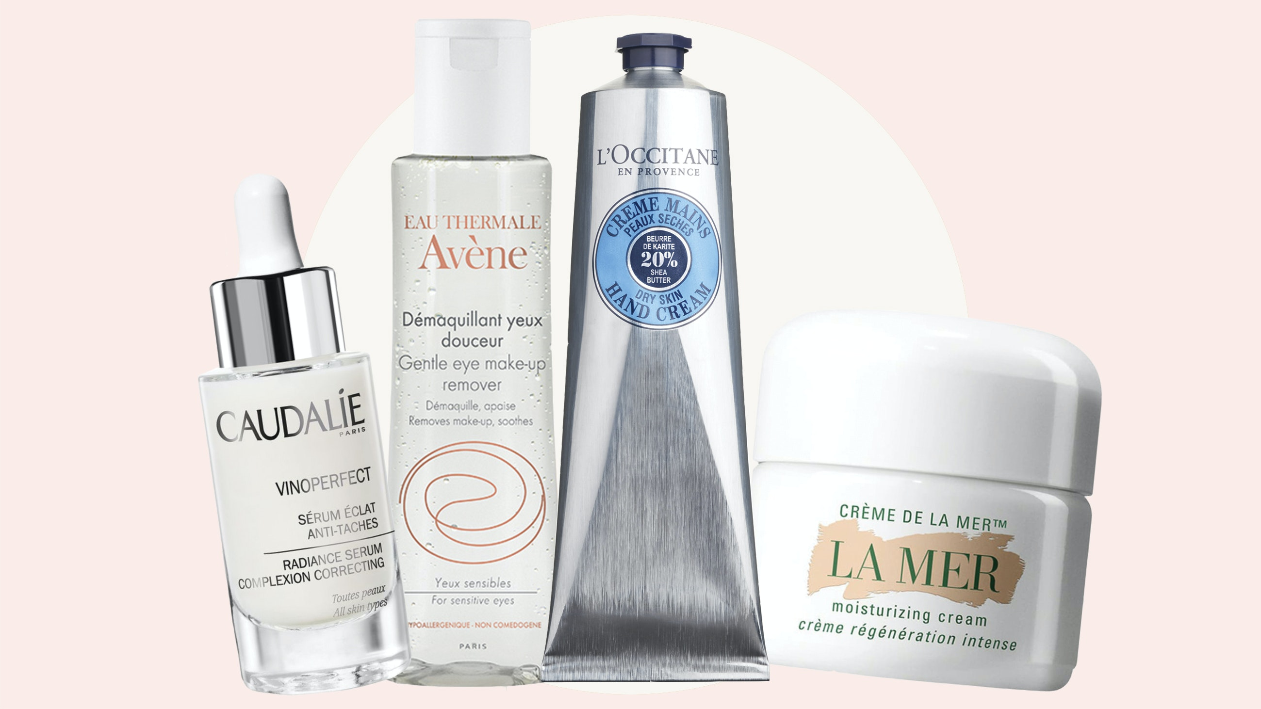 French Beauty Products