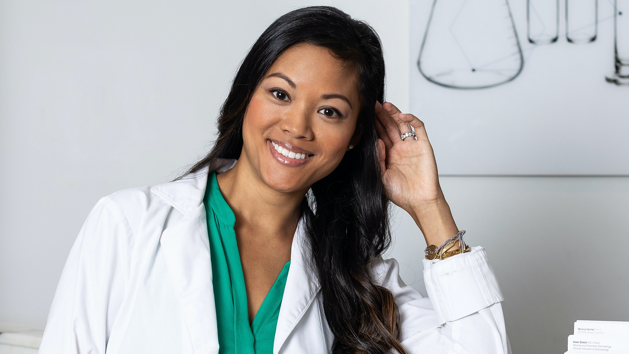 Motherhood, Medical Dermatology, and More — According to Dermatologist Dr. Tiffany Jow Libby