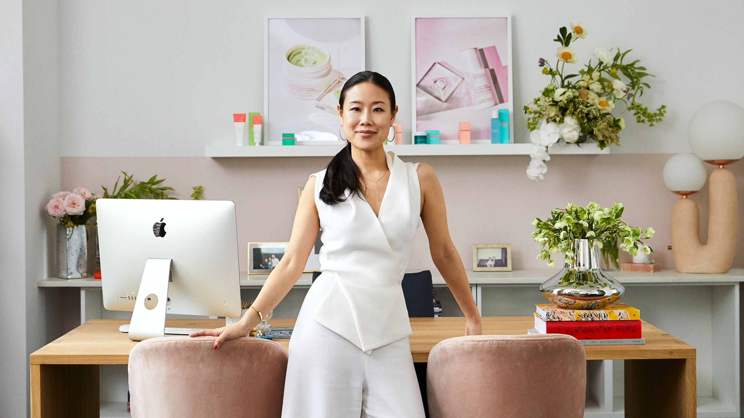 Peach & Lily Founder Alicia Yoon on Rigorous Skincare Routines, Sardines, and Anxiety