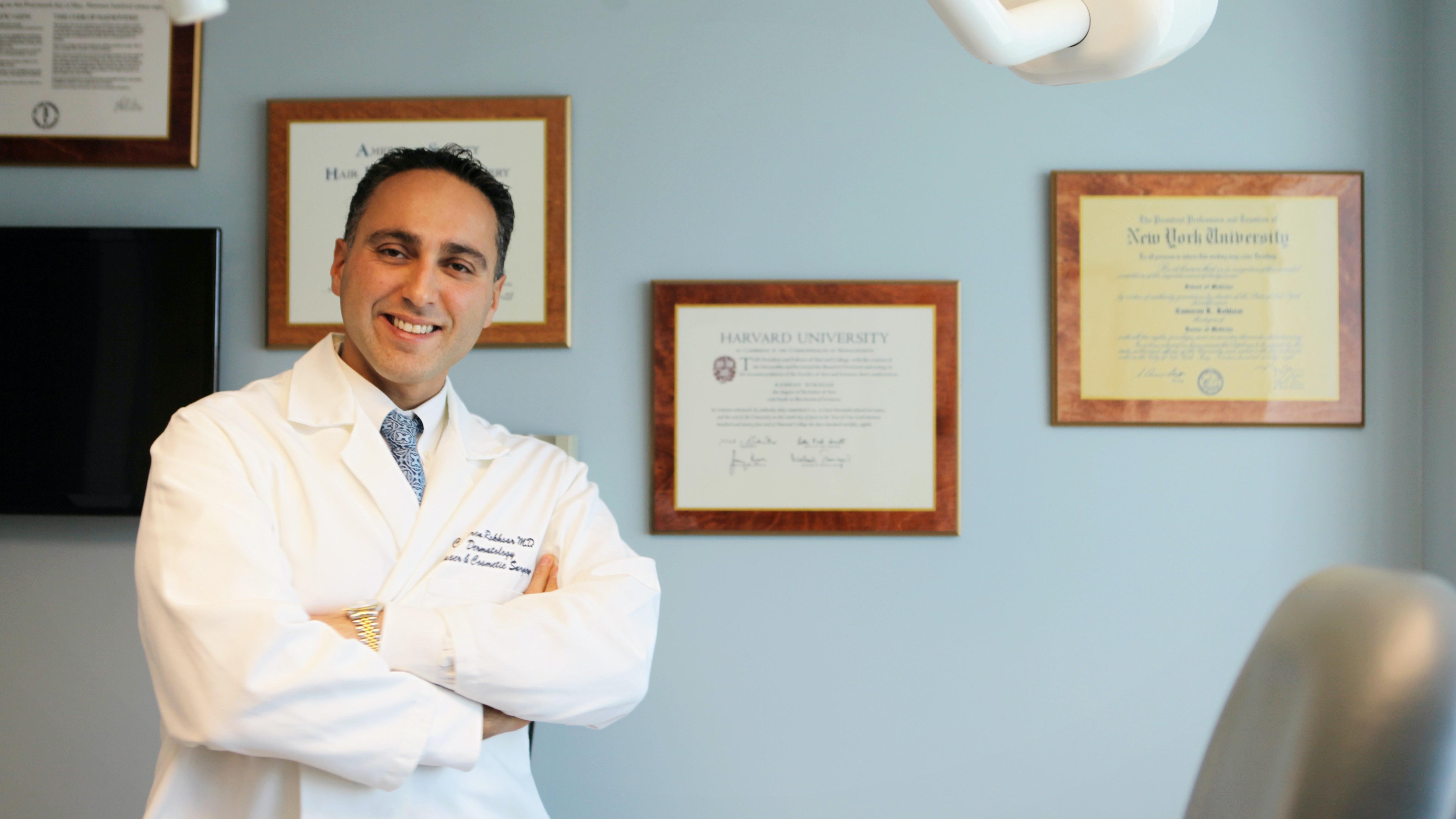 Dr. Cameron Rokhsar