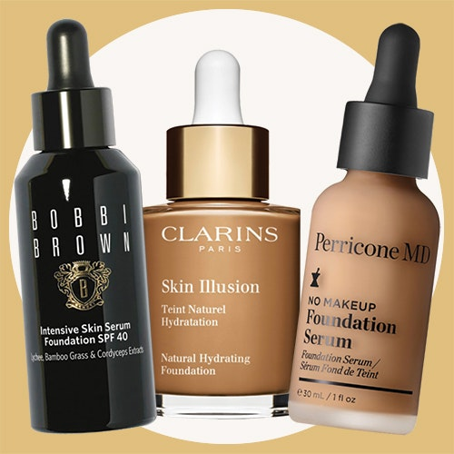 Why Serum Foundations Will Be Your Skin's Best Friend This Season