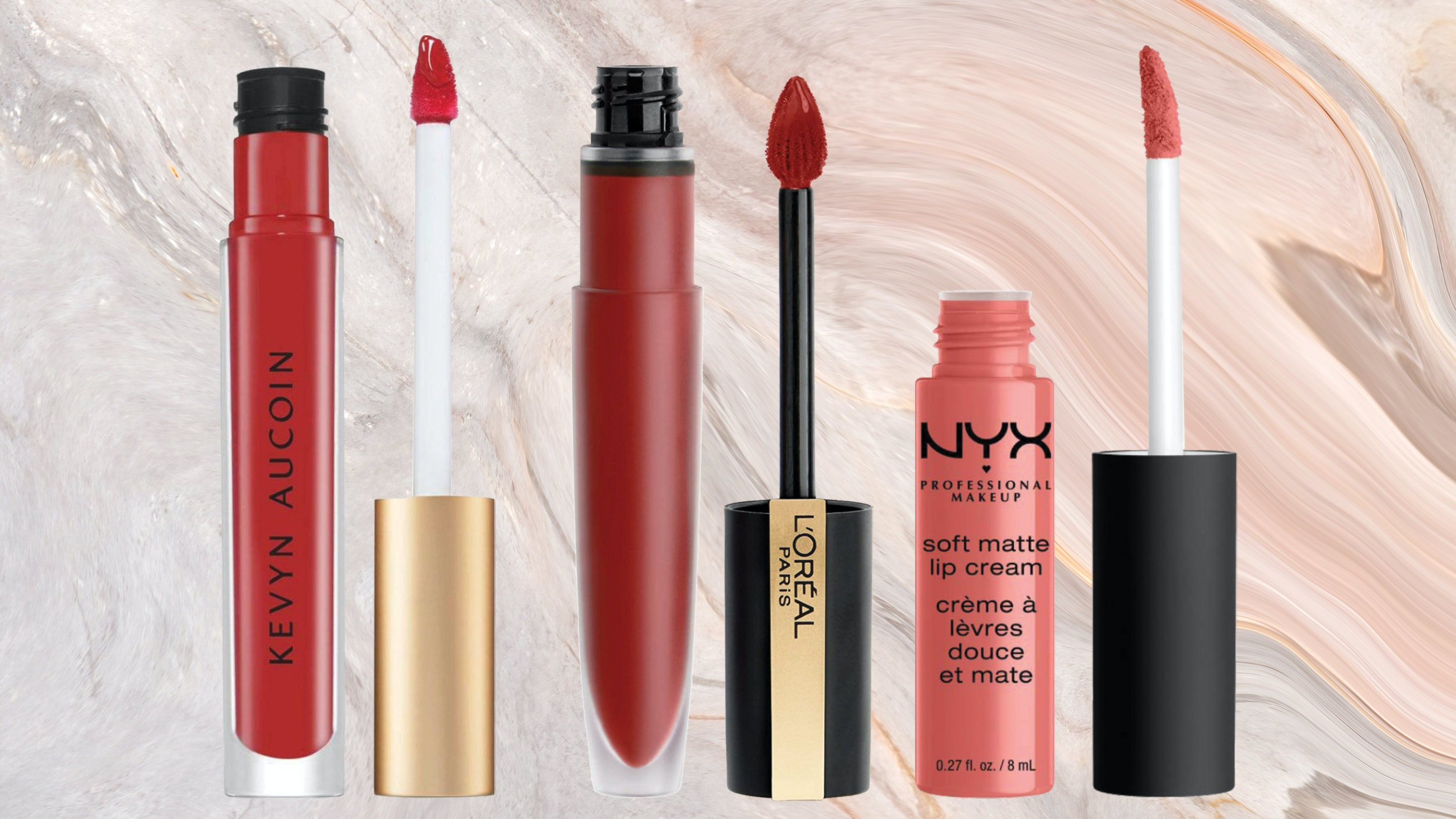 Our Editors Have Spoken: These Are the Most Comfortable Liquid Lipsticks on the Market