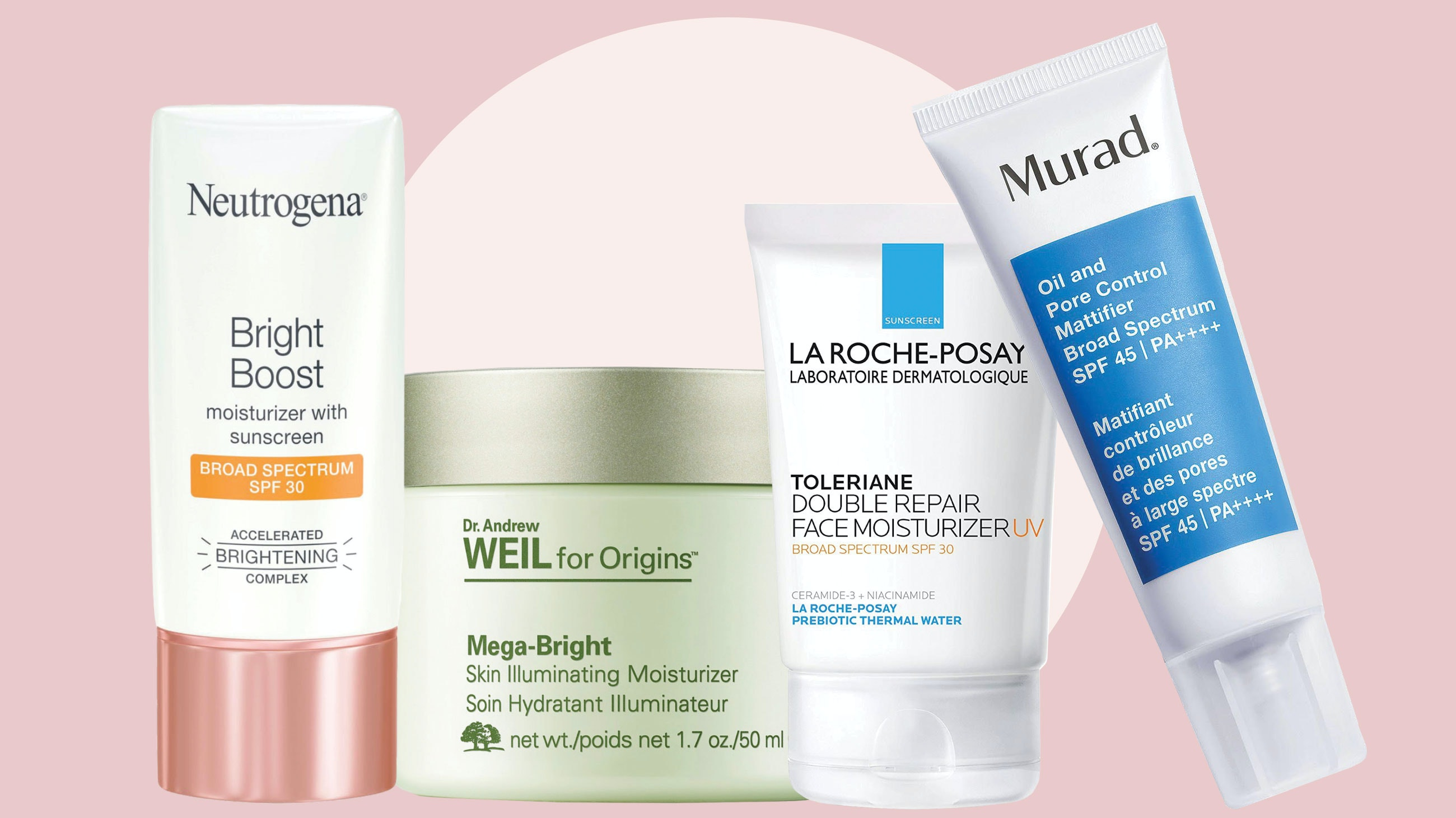 Lazy With Sunscreen? Try One of These 7 SPF-Spiked Moisturizers