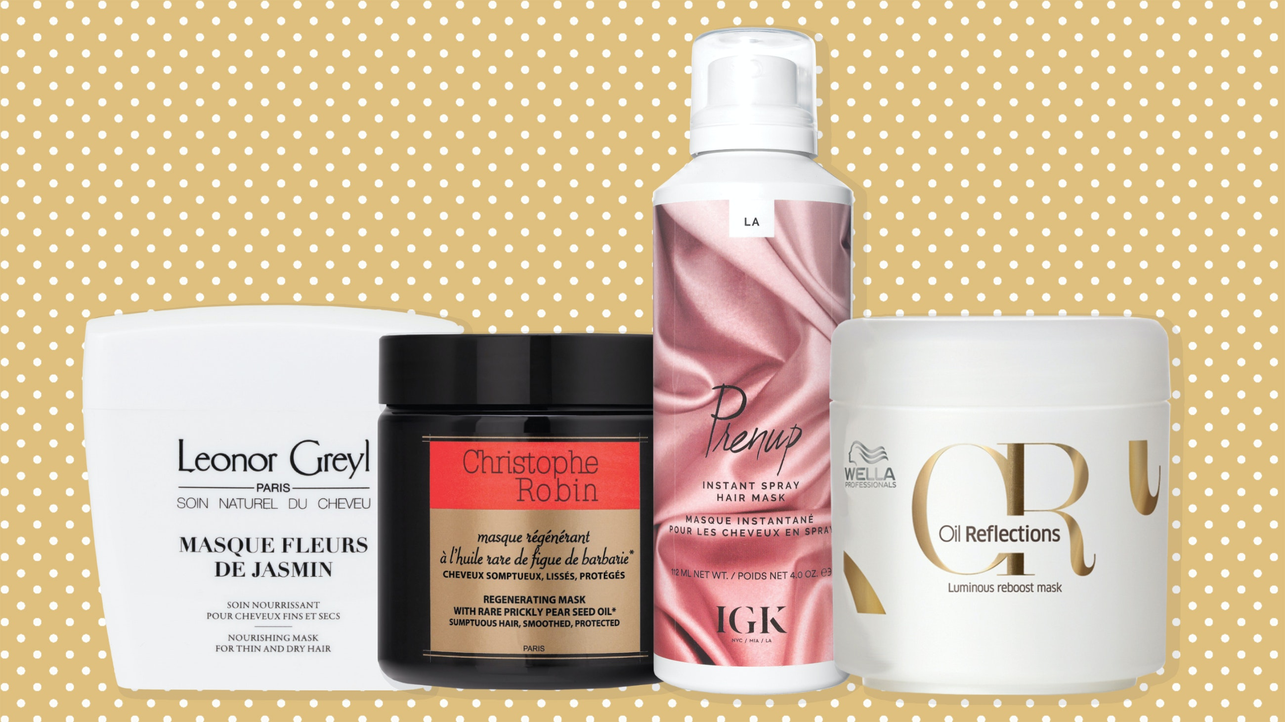 Nurse Your Hair Back to Health With These Editor-Approved Deep Conditioning Masks