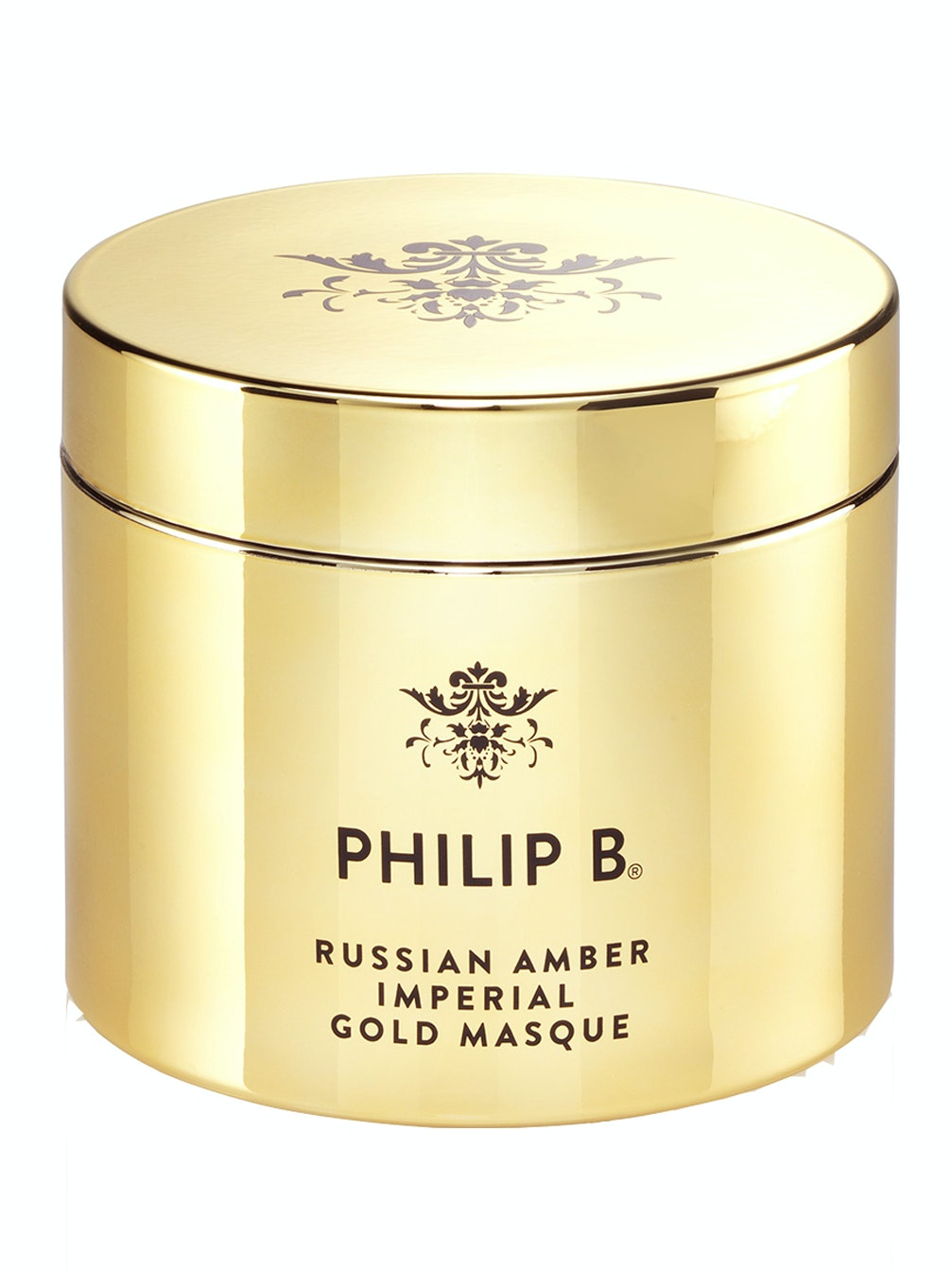 PHILIP B. Russian Amber Imperial Gold Masque