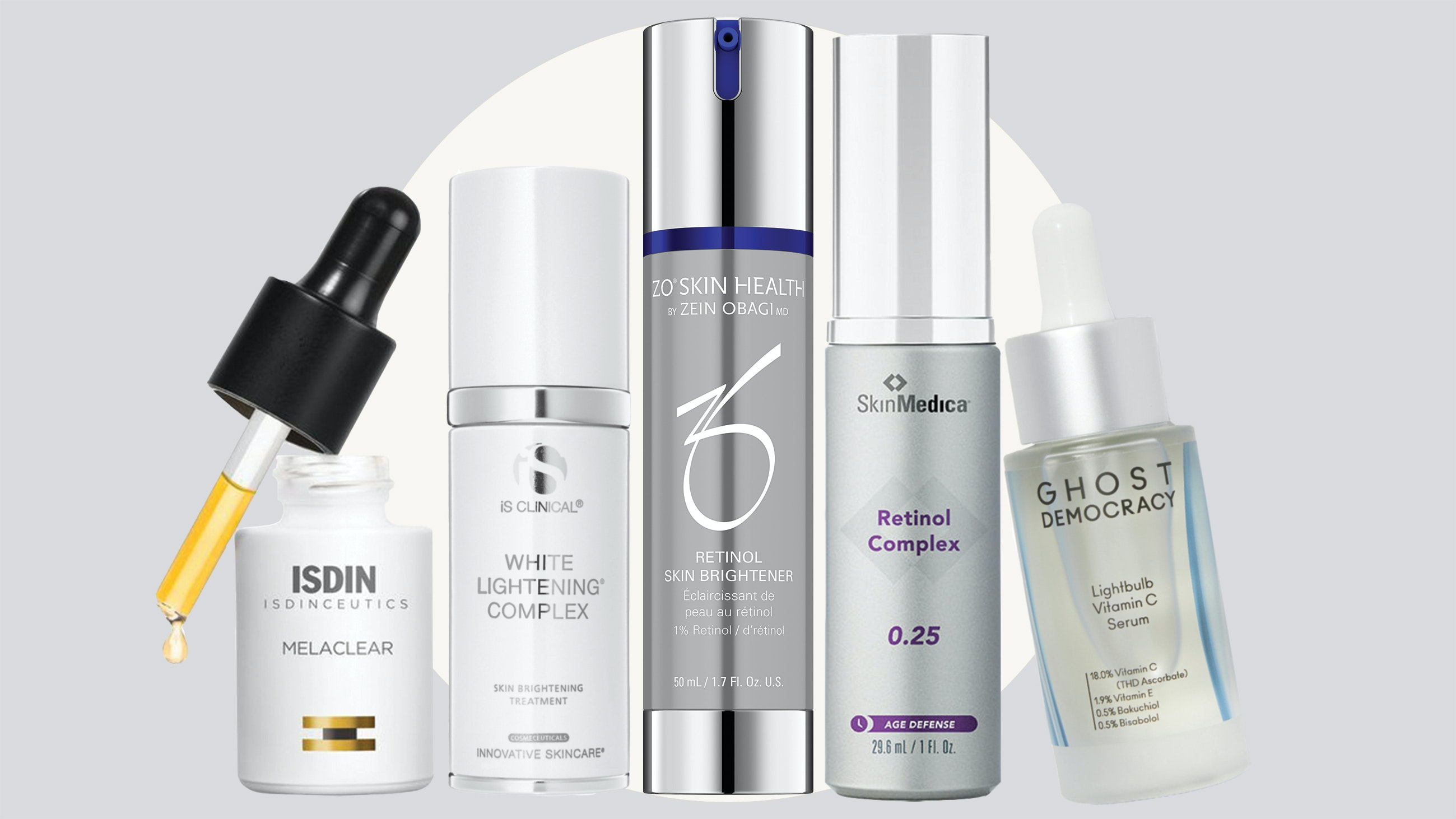 Doctor Recommended Treatments for Dark Spots