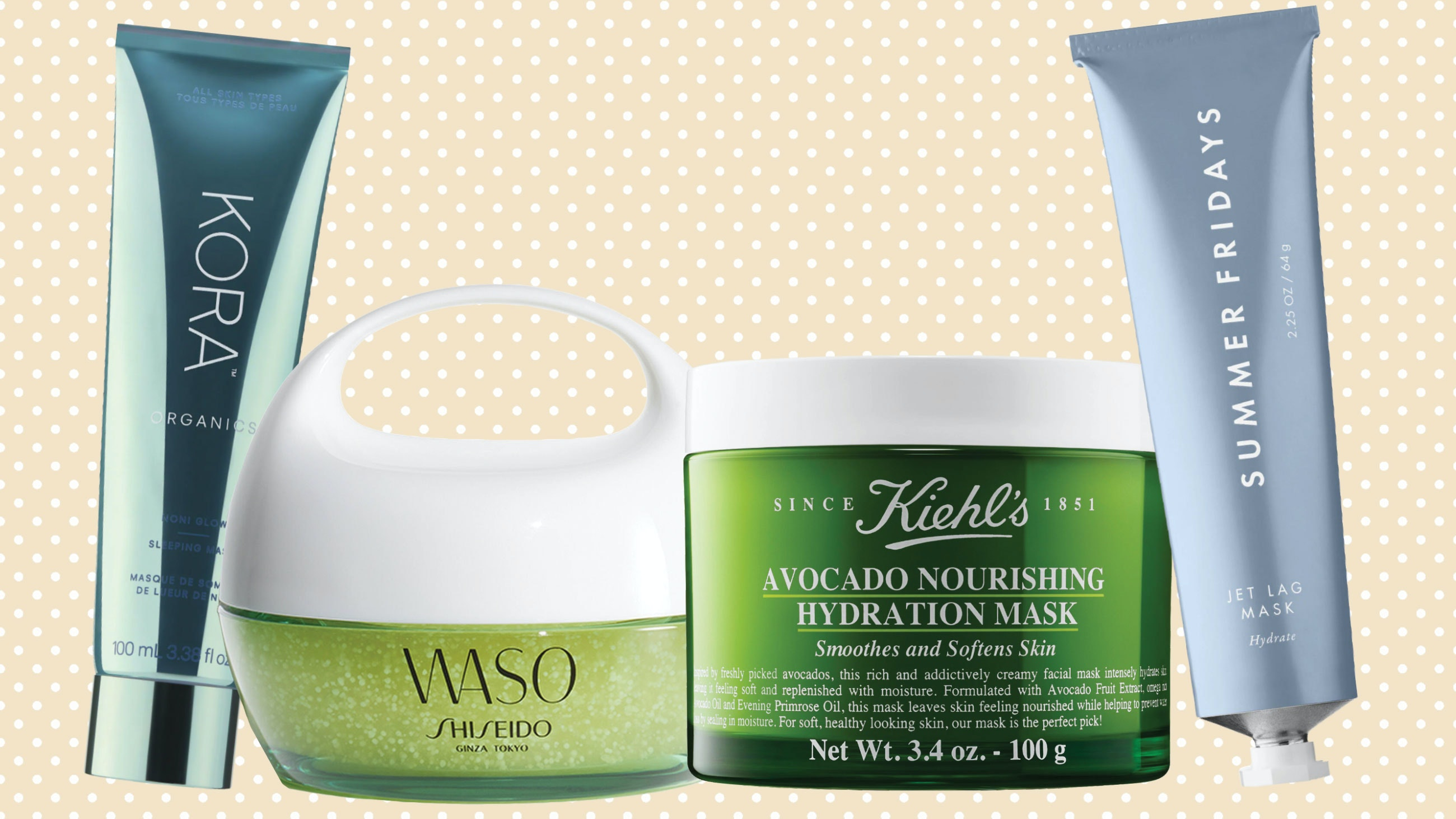 Our Editors' Favorite Nourishing Masks For Dry, Exhausted Skin