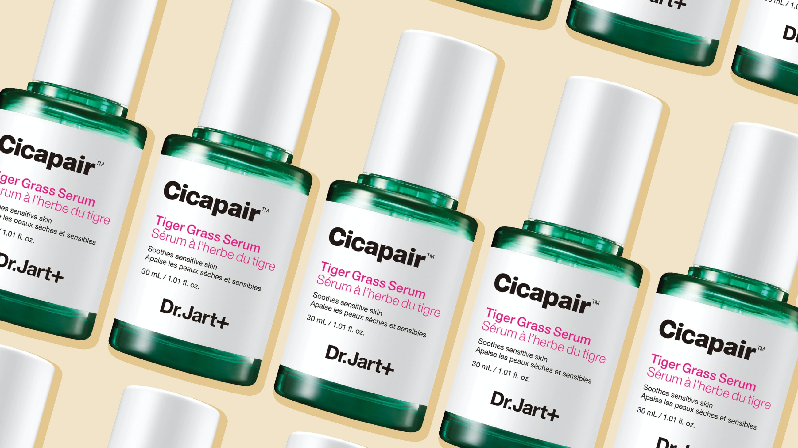 """I Attribute My Even-Toned, """"Amazing"""" Skin to This 1 Cica Serum"""