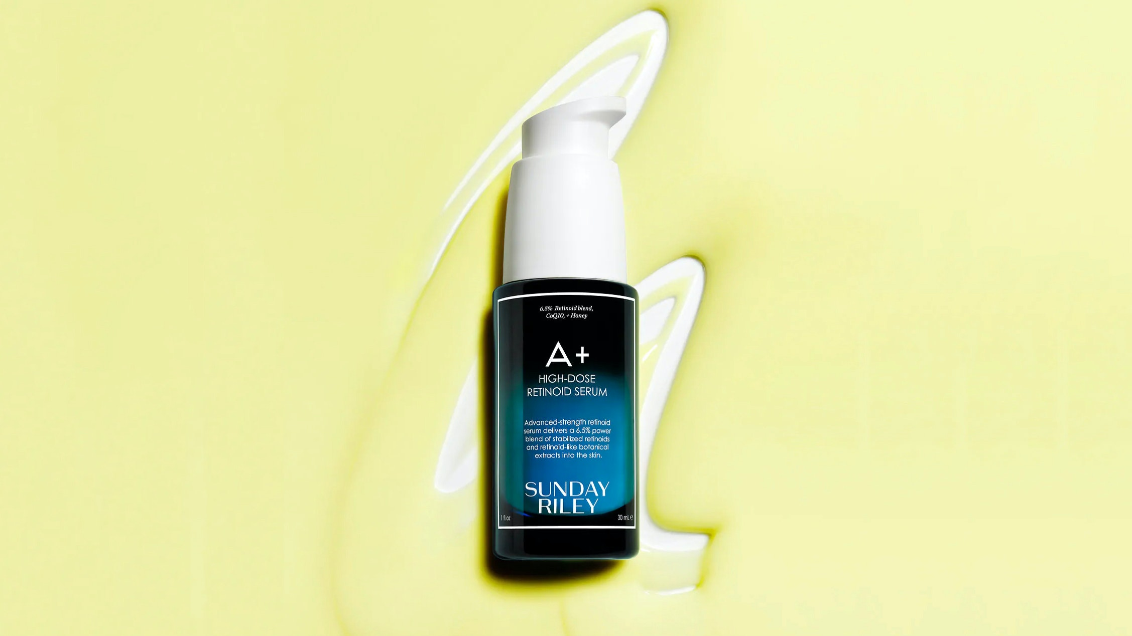 I Tested Sunday Riley's Retinol Serum Daily For 6 Weeks — These Are My Honest Thoughts