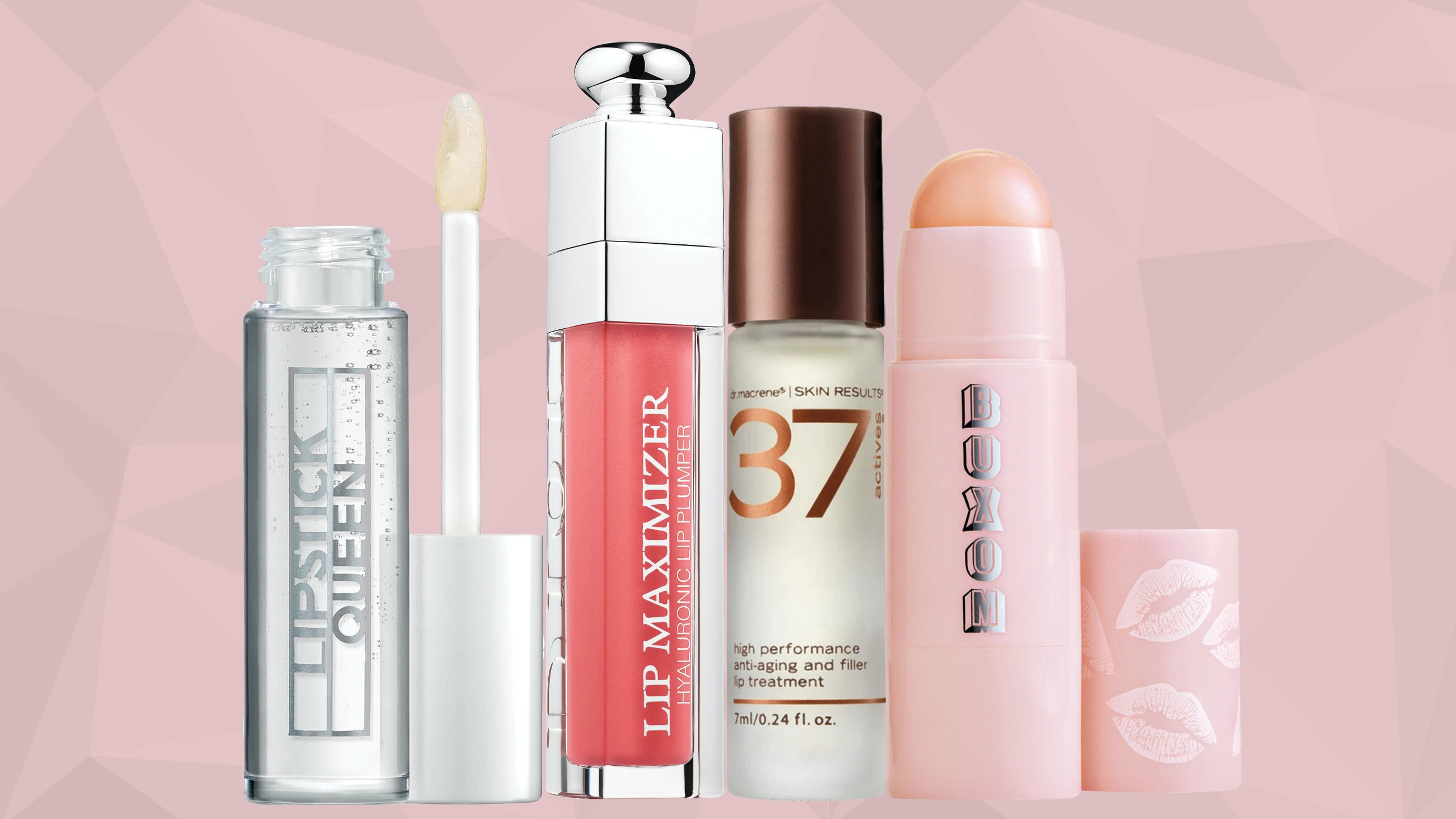5 Lip Plumpers That Makeup Artists Swear By For a Fuller Pout