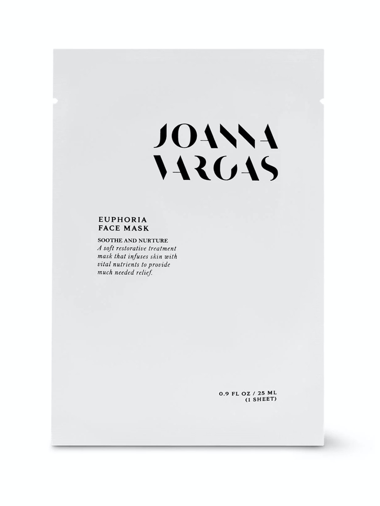 Joanna Vargas mushroom mask
