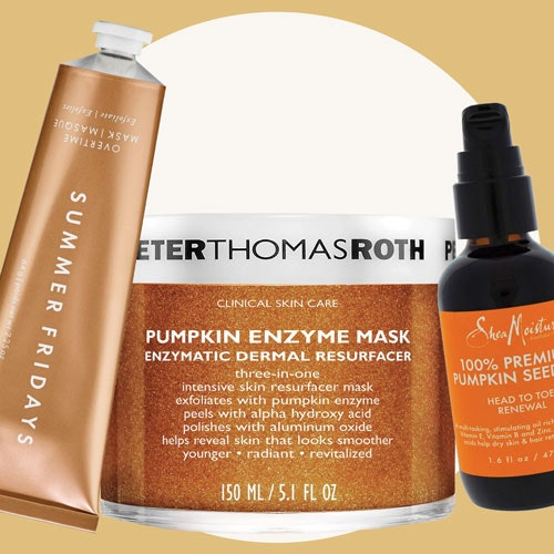 Pumpkin Is the Multitasking Skincare Ingredient You Didn't Know You Needed