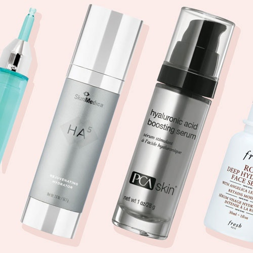 Get Smoother, Softer, Younger-Looking Skin With These 7 Hyaluronic Acid Serums