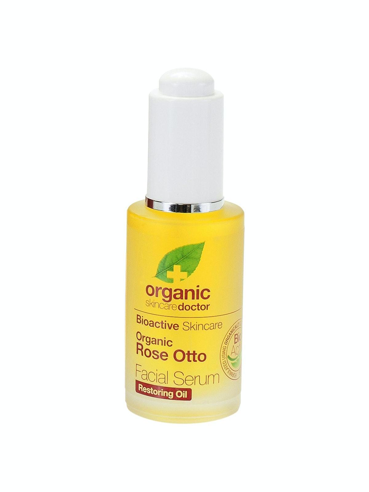 Dr. Organic Rose Restoring Facial Serum