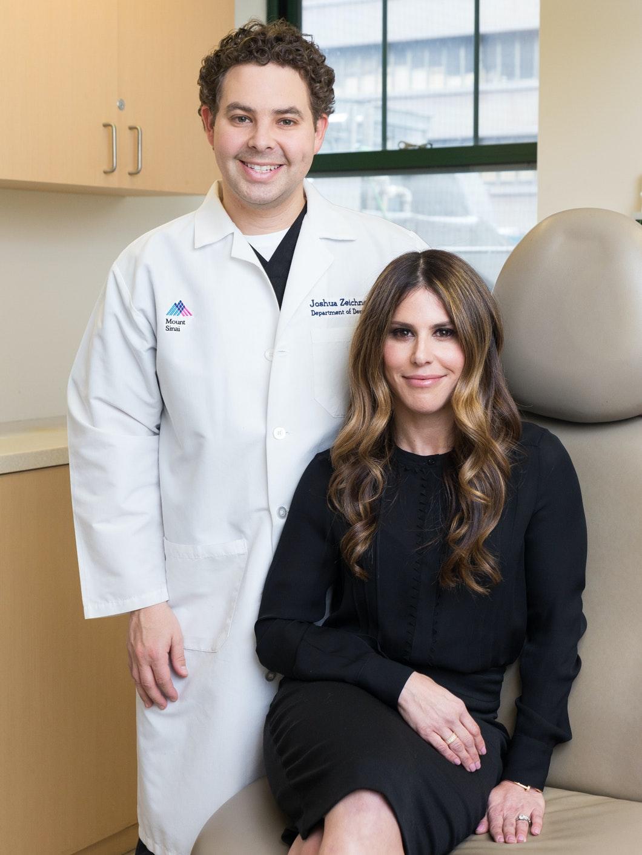 Dr. Zeichner and Cori Zeichner