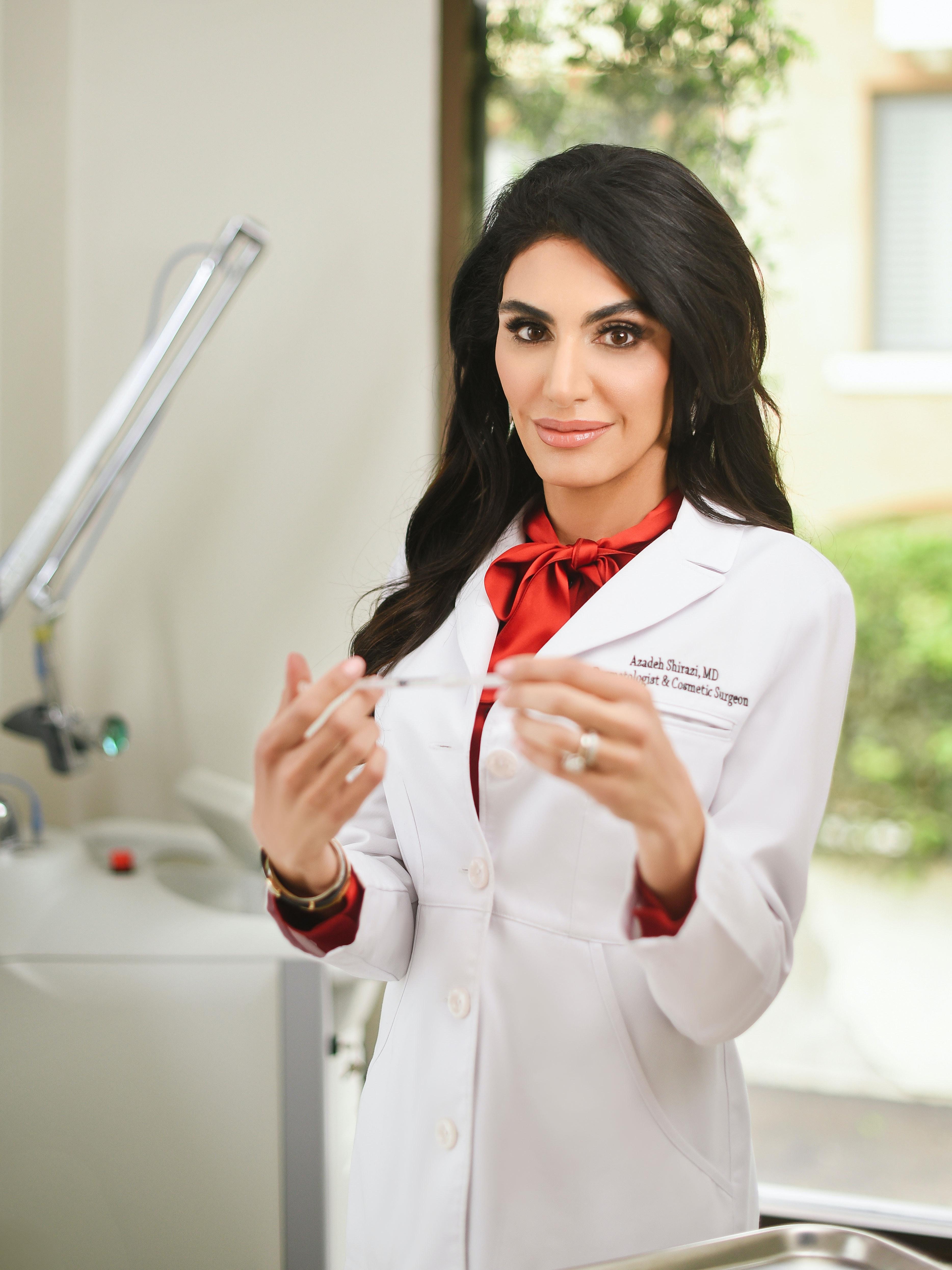 Dr. Azadeh Shirazi