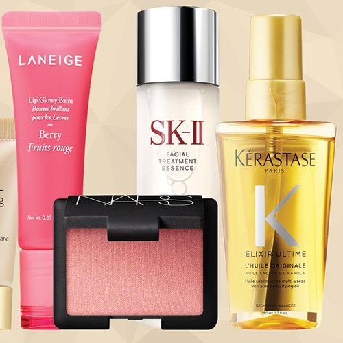Tiny Dry Shampoos, Petite Palettes, and More Editor-Approved Travel-Sized Beauty Products