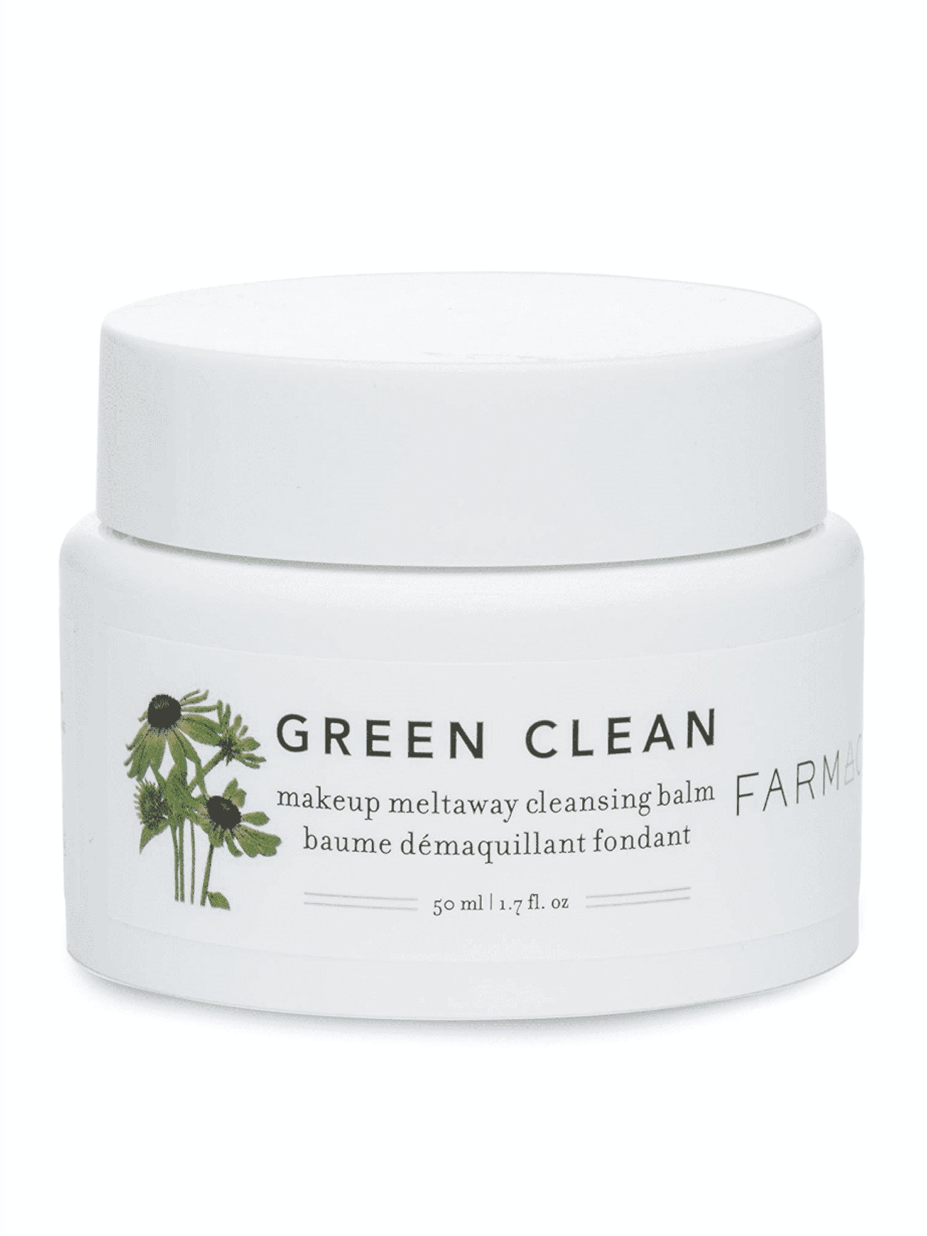 Farmacy Green Clean Makeup Meltaway Cleansing Balm Mini