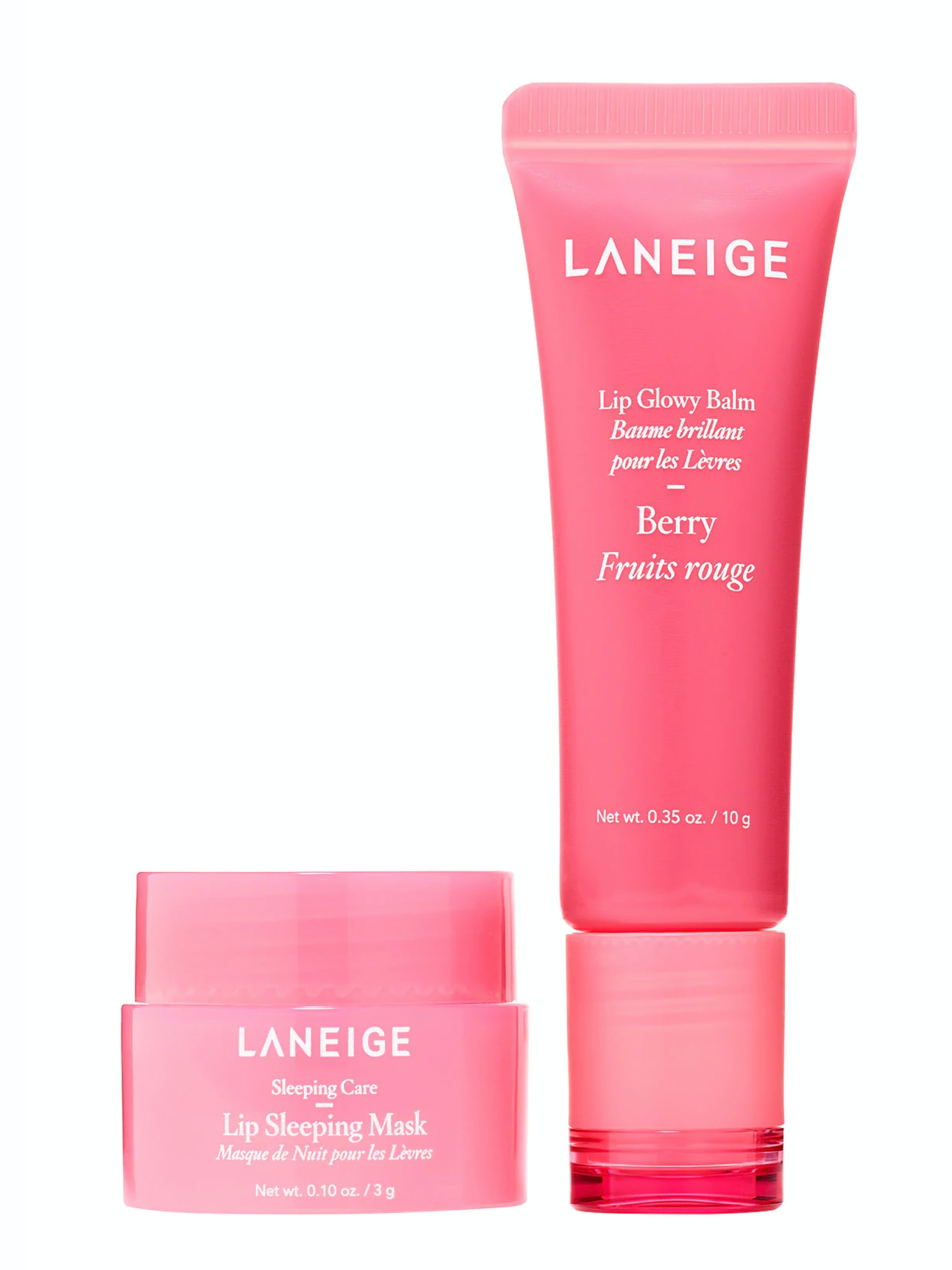 LANEIGE Kiss Me Day and Night Lip Sleeping Mask