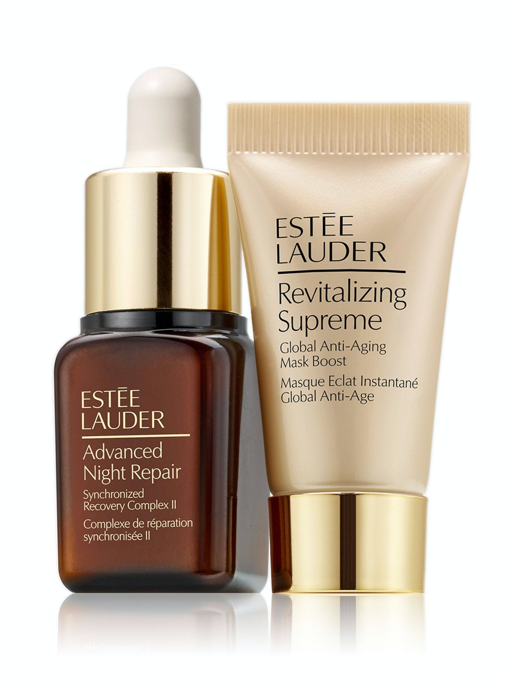 Estée Lauder Limited Edition Glow On The Double Set