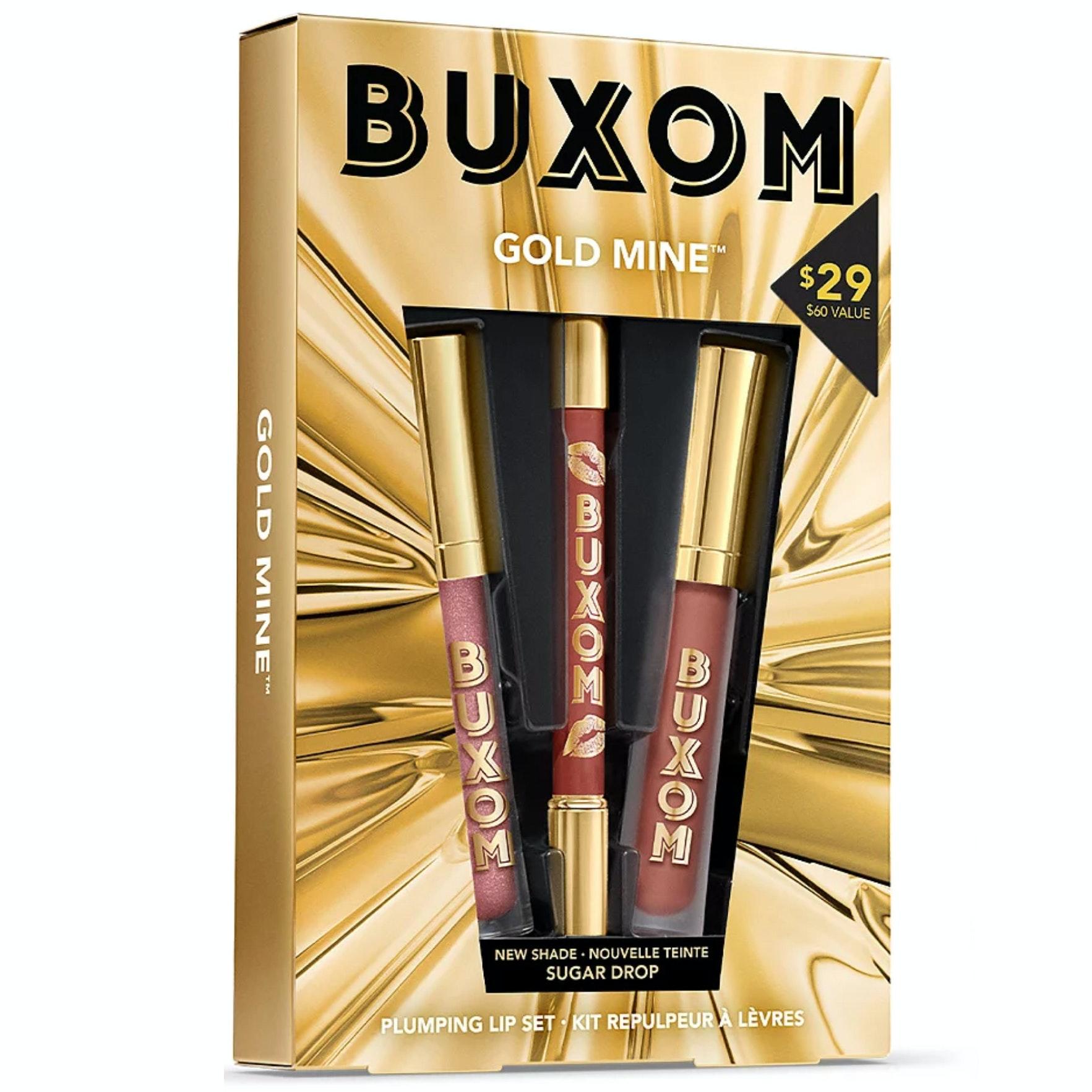 Buxom Gold Mine™ Plumping Lip Set