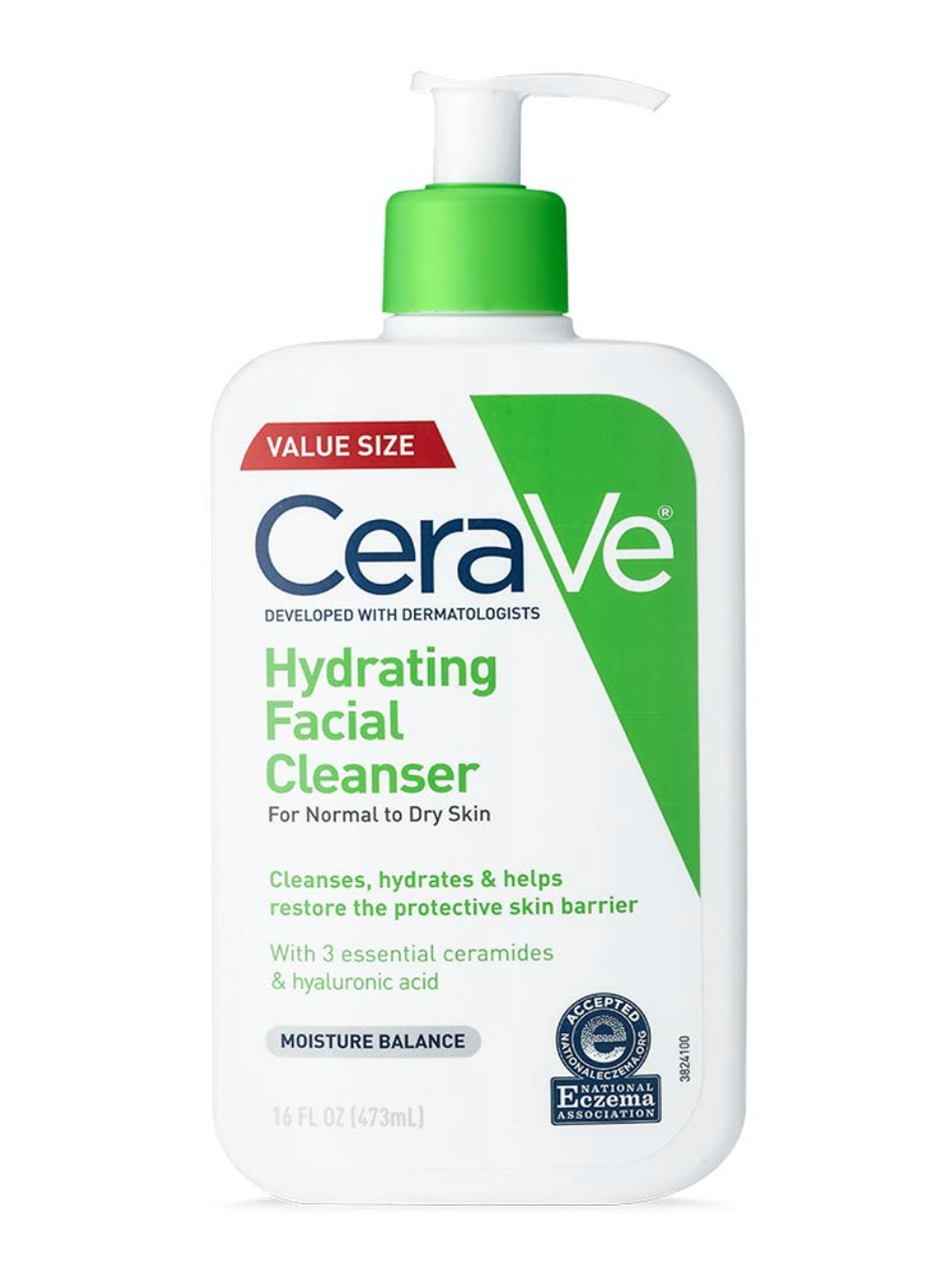 CeraVe® Hydrating Facial Cleanser
