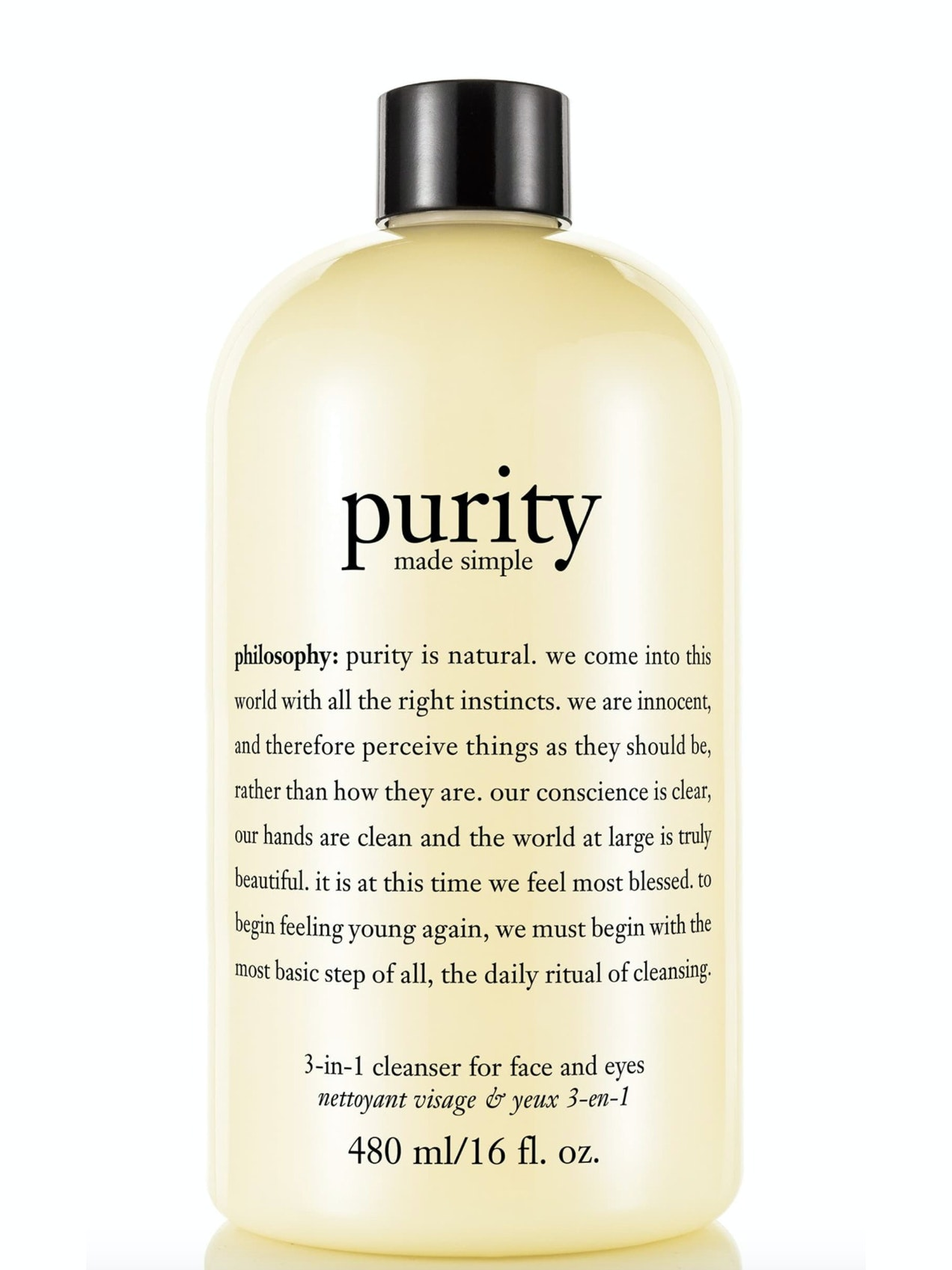 Philosophy® Purity Made Simple® Facial Cleanser