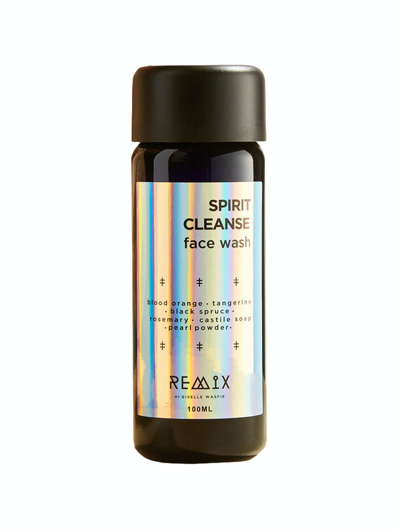 Remix by Giselle Wasfie Spirit Cleanse Face Wash