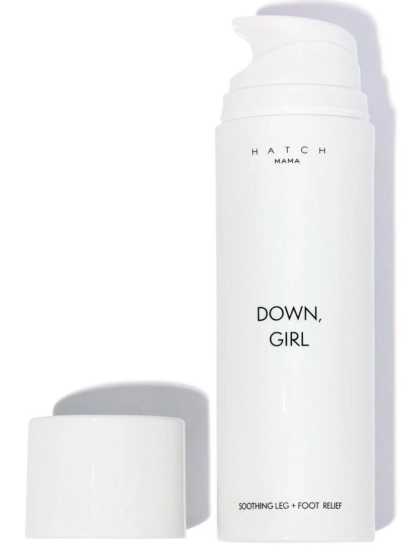 Hatch Down, Girl Foot Cream