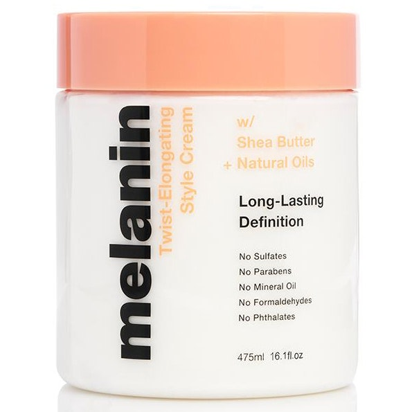 Melanin® Haircare Twist-Elongating Style Cream