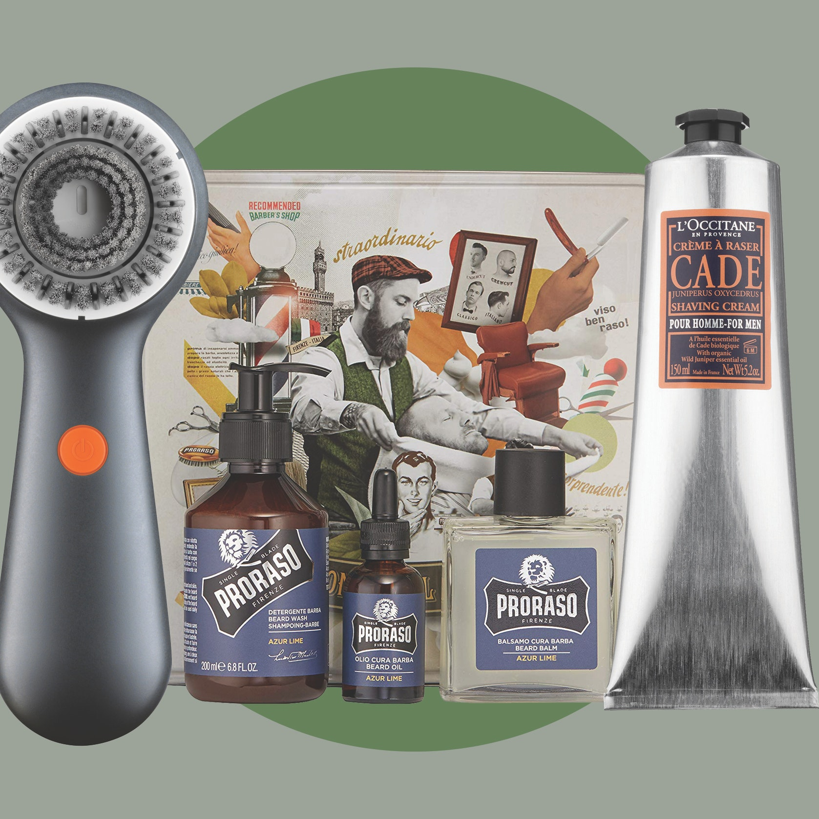 Get the Man In Your Life a Gift He'll Actually Use With These Grooming Gifts on Amazon Prime