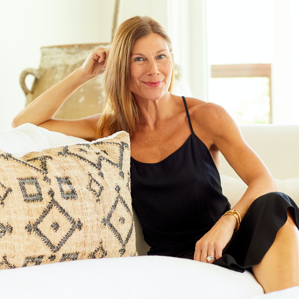 How Lilah B. Founder Cheryl Yannotti Foland Converted From Maximalism to Minimalism