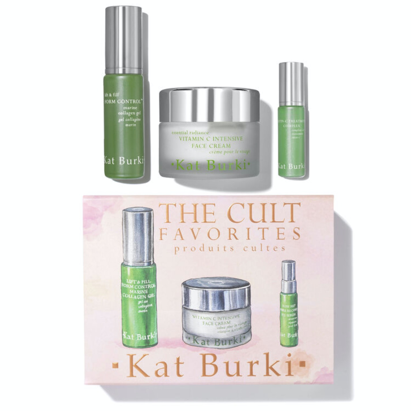Kat Burki® Cult Favorites