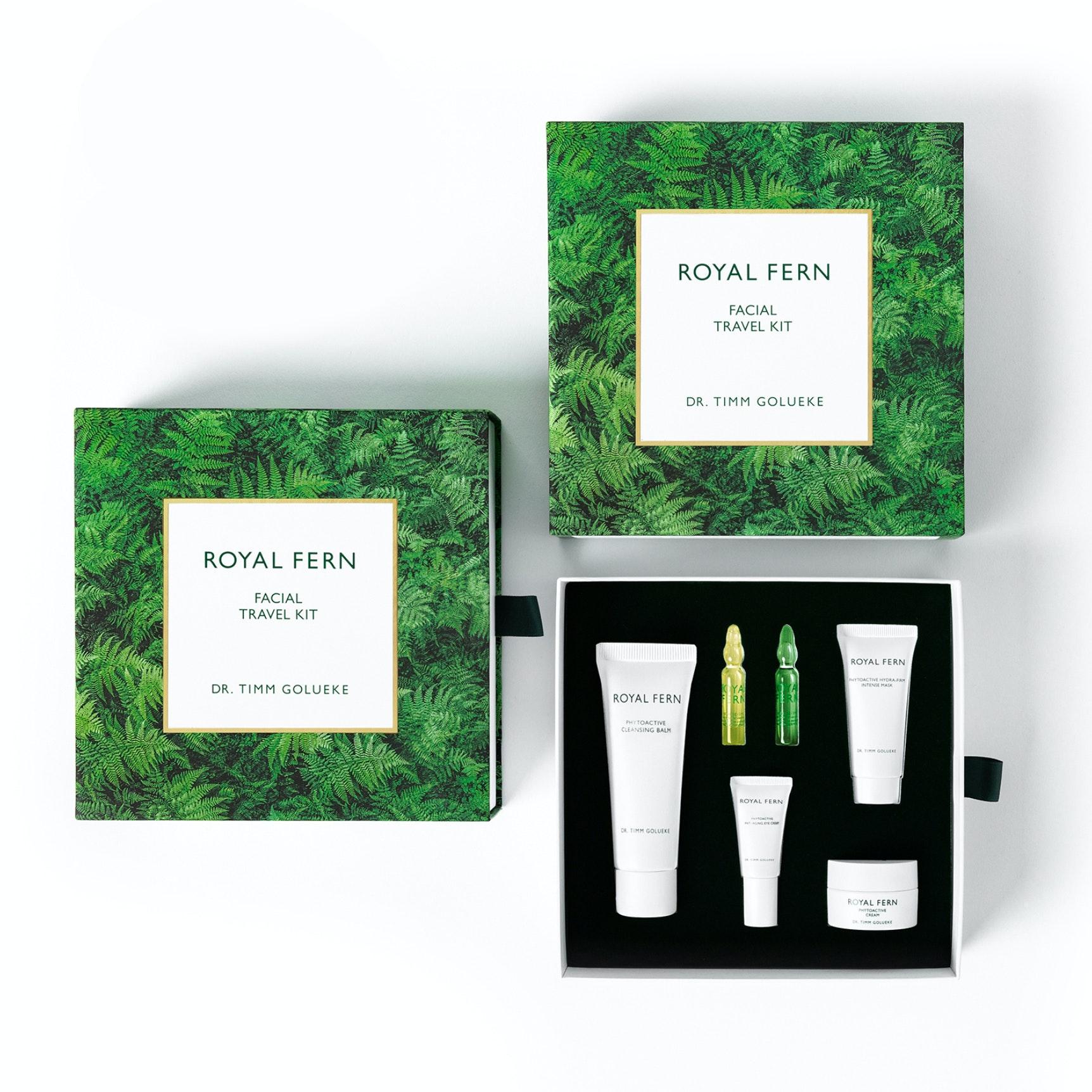 Royal Fern™ Happy Holidays Facial Kit