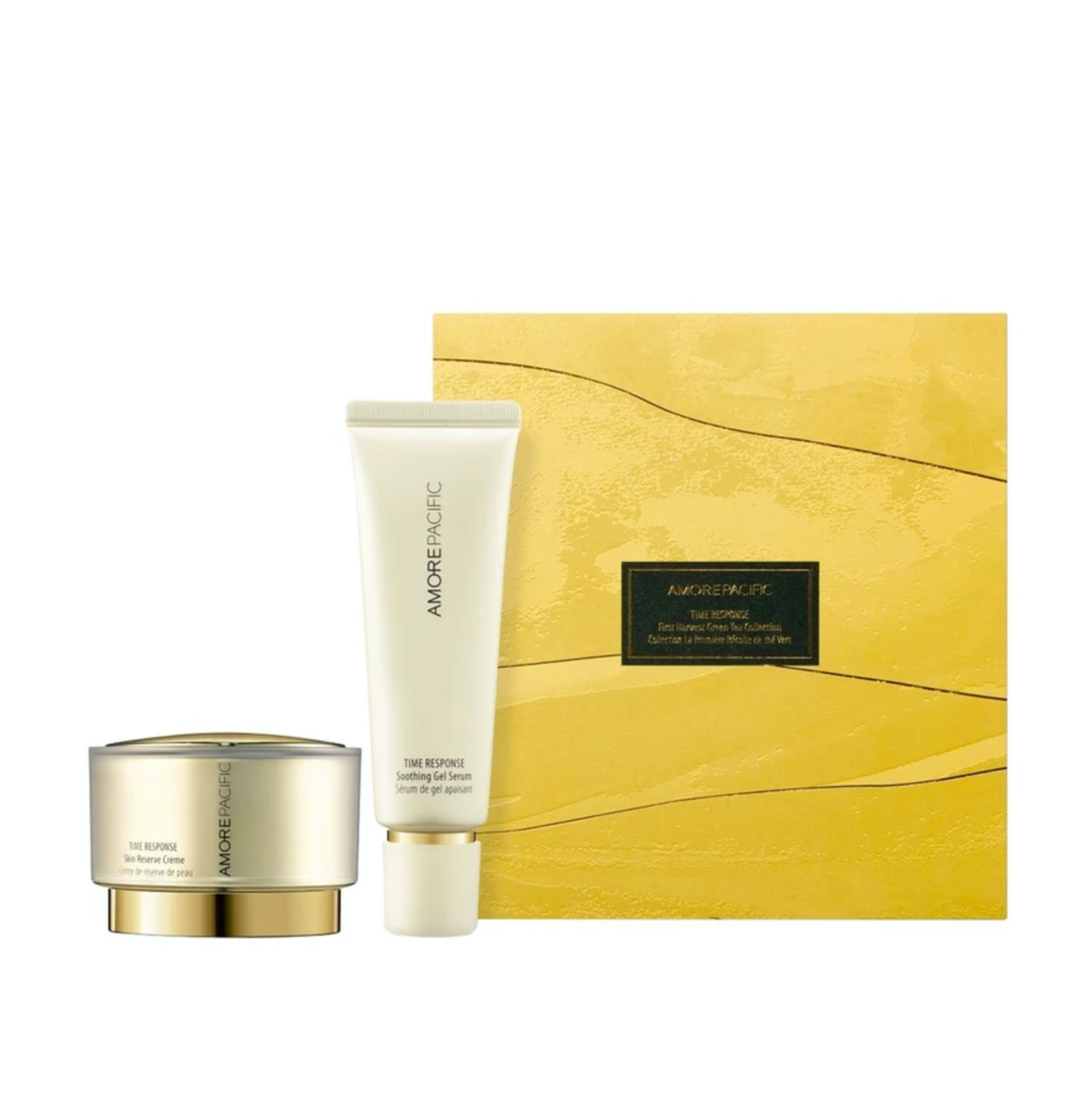 AMOREPACIFIC® TIME RESPONSE® First Harvest Green Tea Collection™
