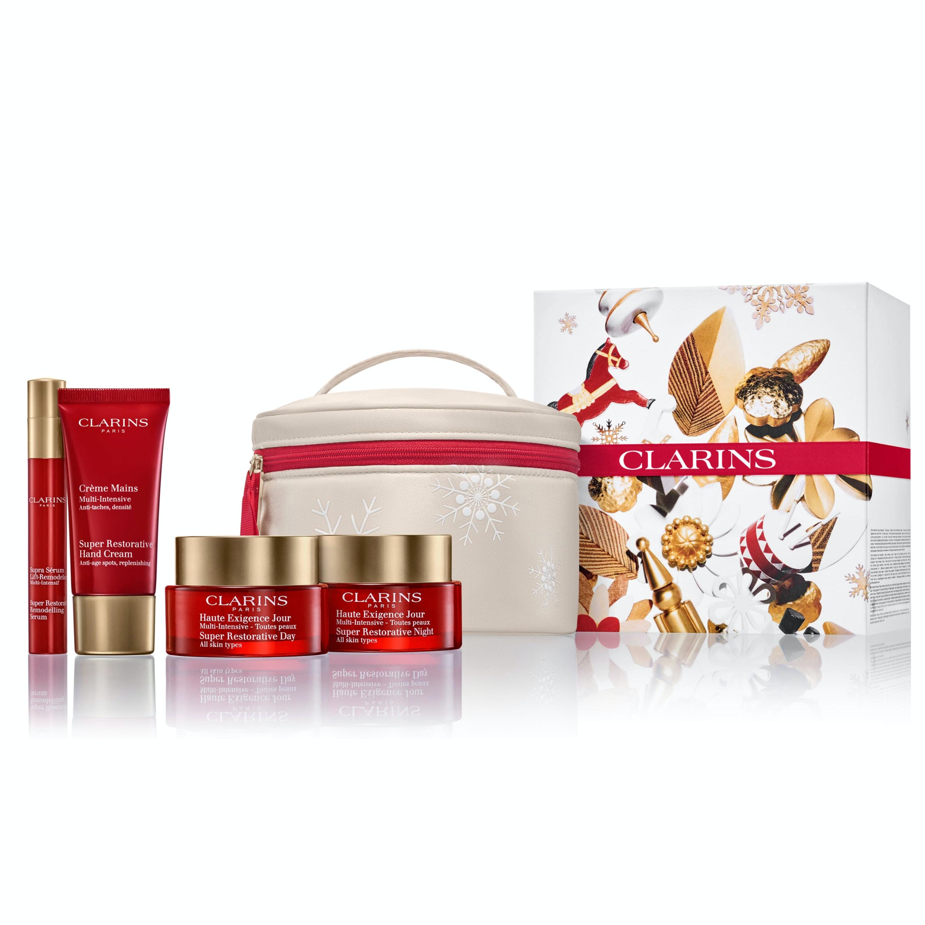 Clarins® Super Restorative Luxury Collection