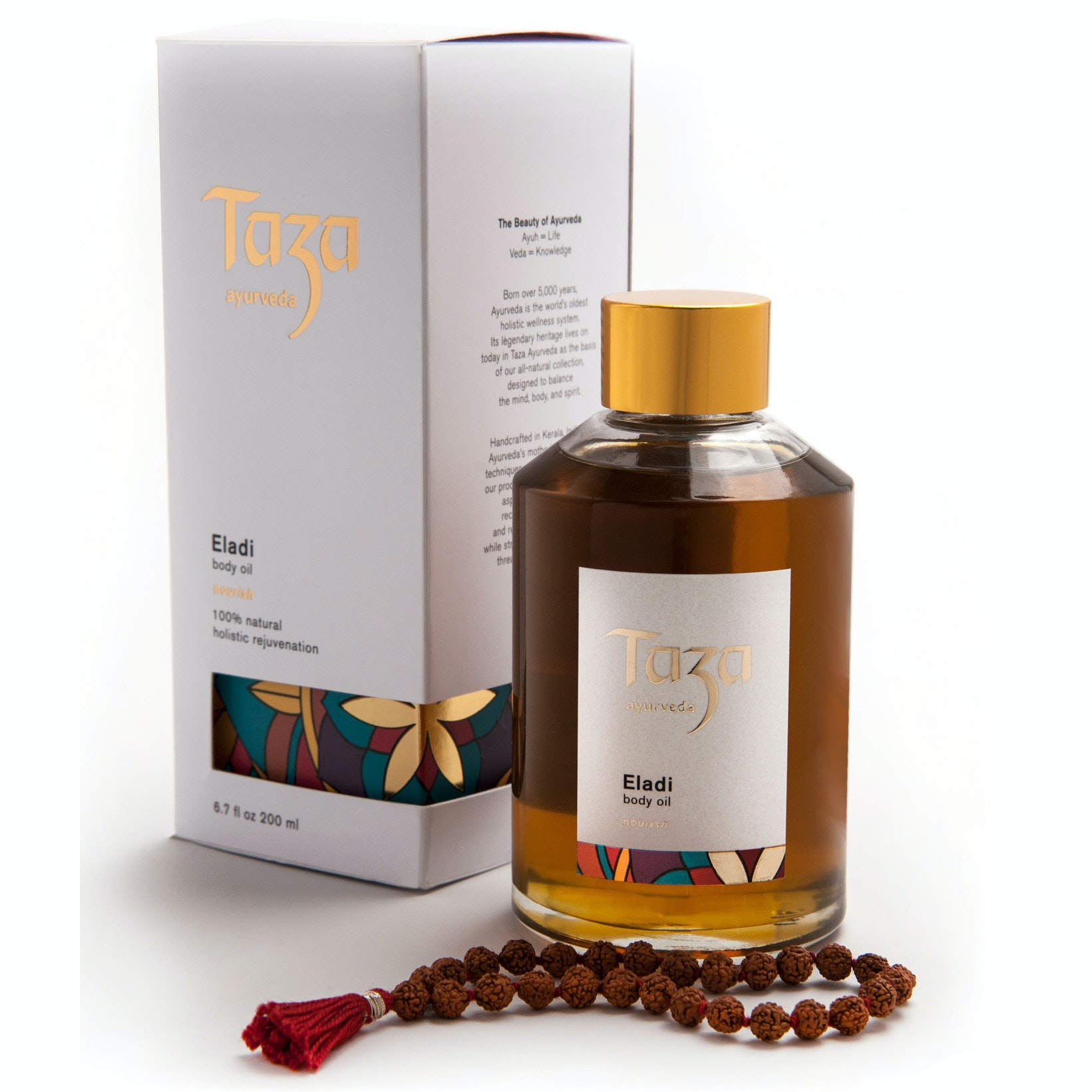 Taza Nourish Eladi Body Oil