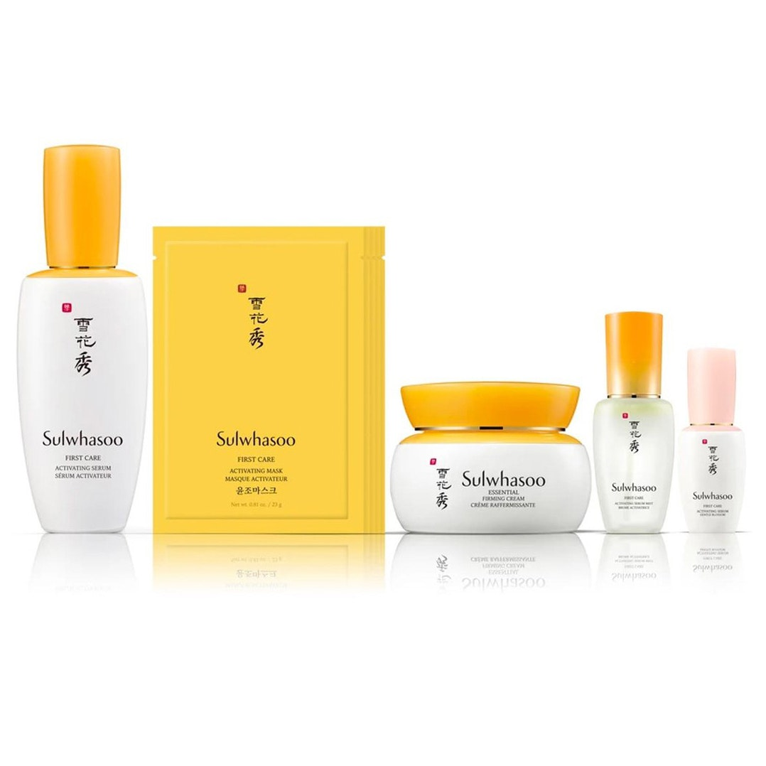Sulwhasoo First Care Special Set