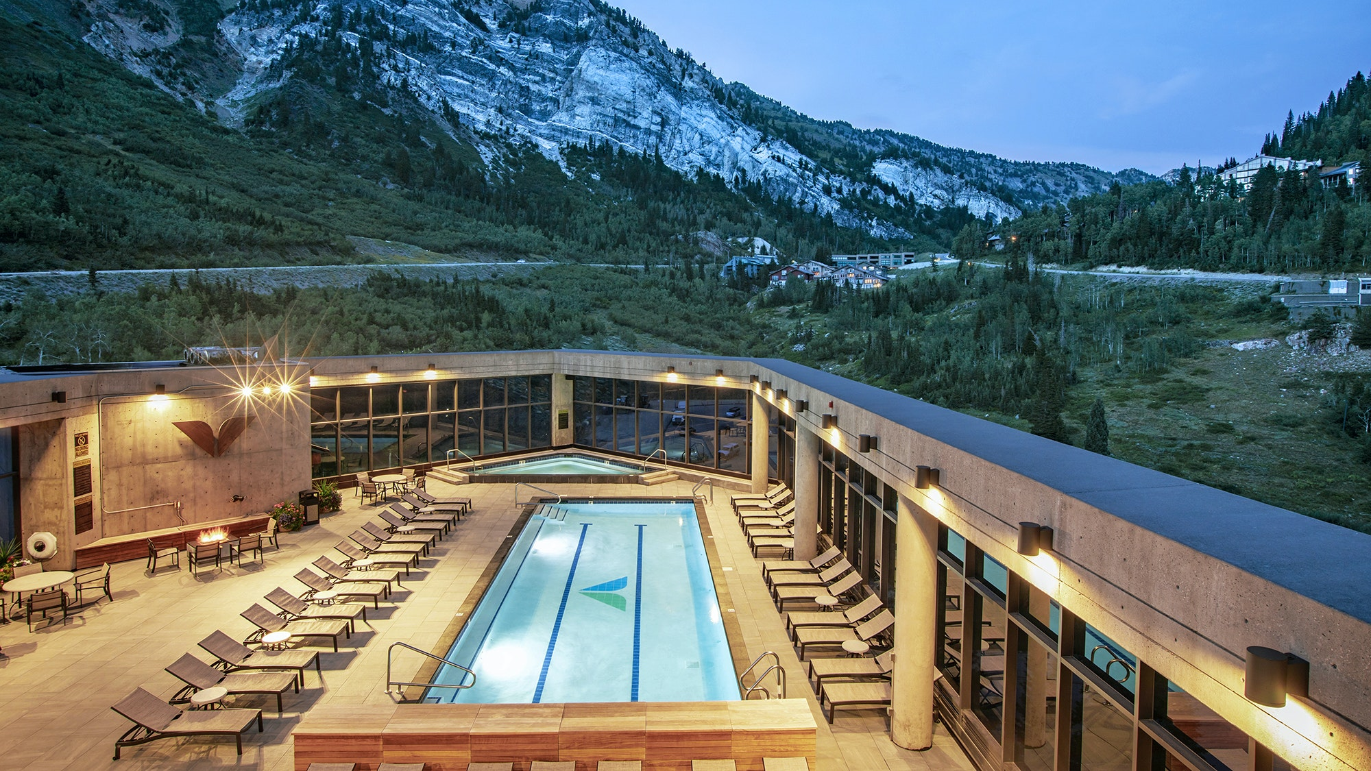 The Cliff Spa℠ at Snowbird