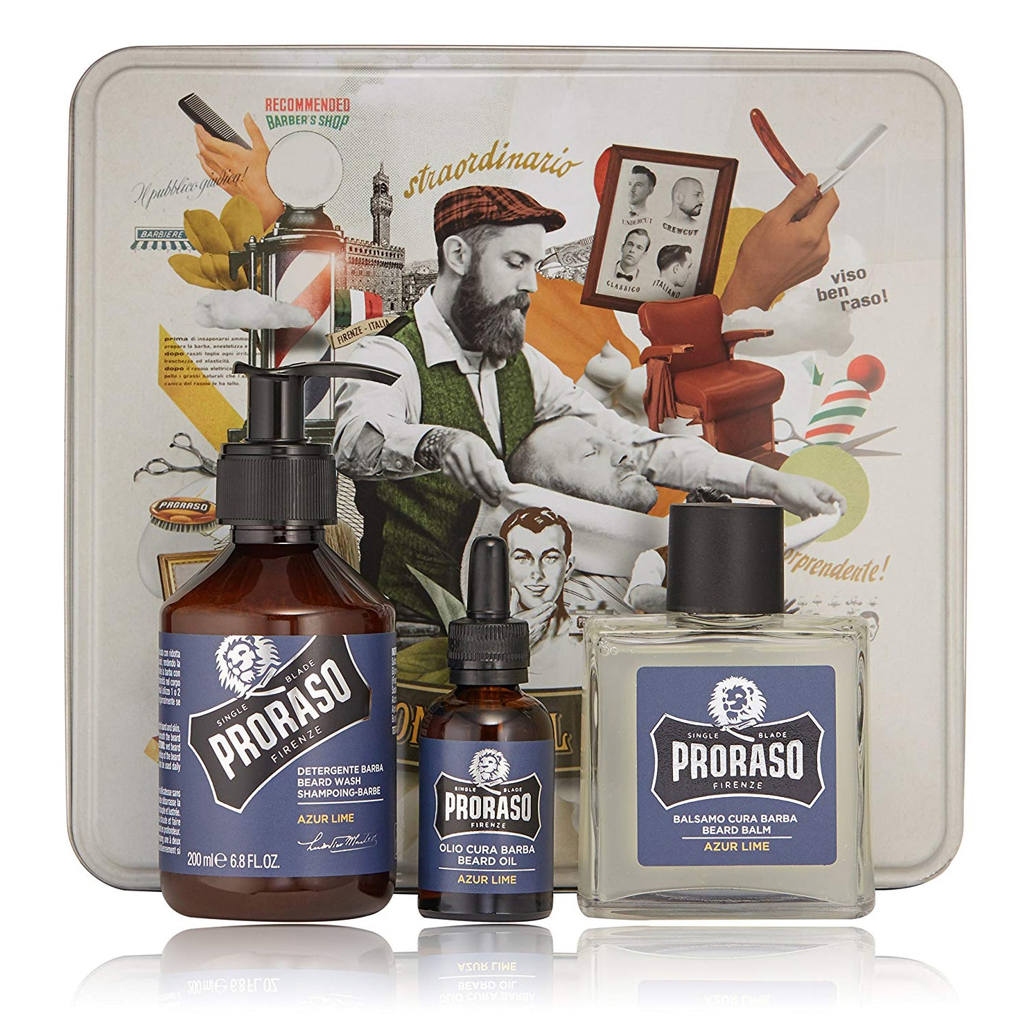 Proraso® Beard Care Tin
