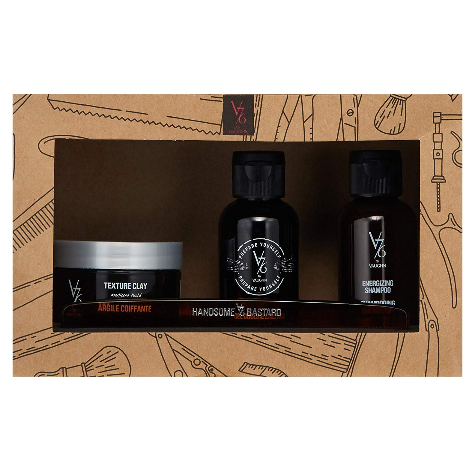 V76® Handsome Grooming Kit™