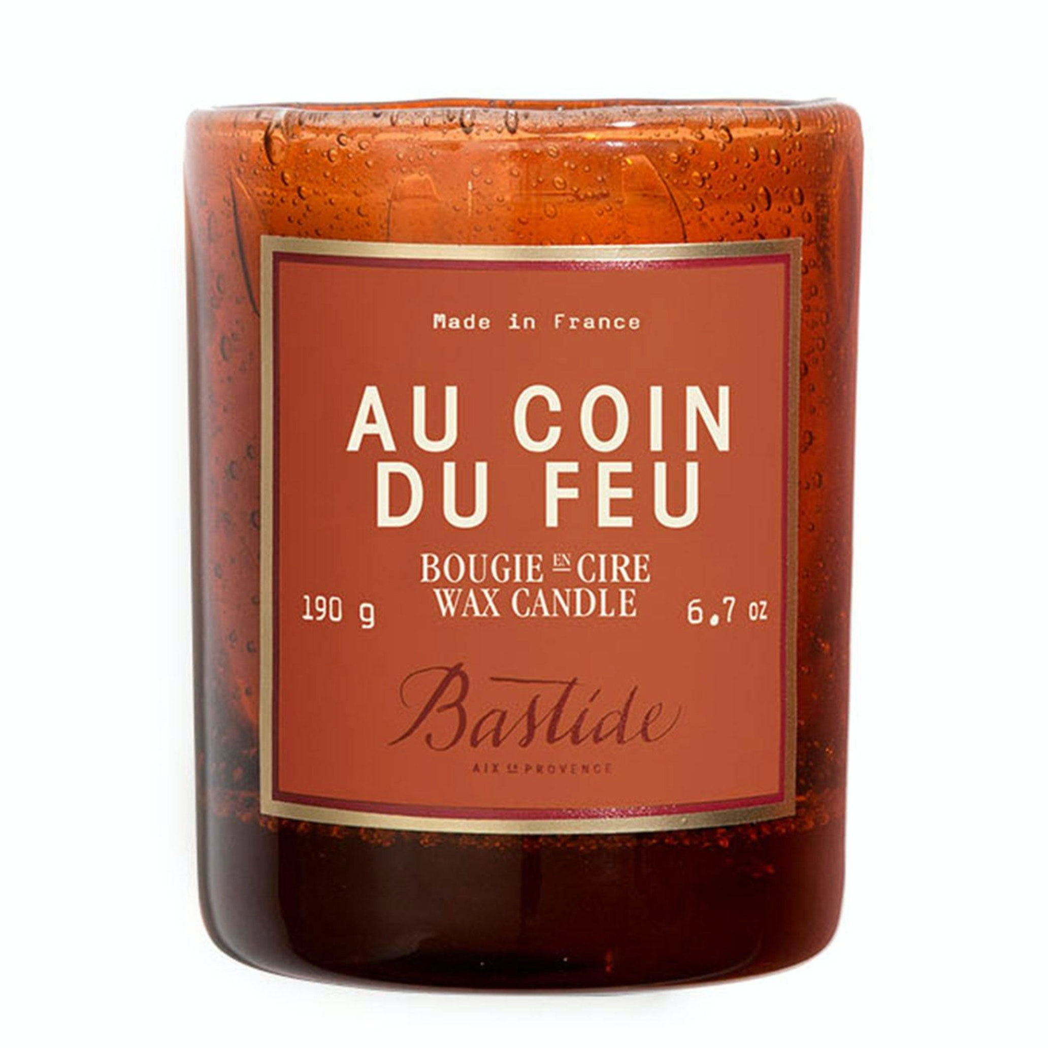 Bastide Au Coin du Feu Candle
