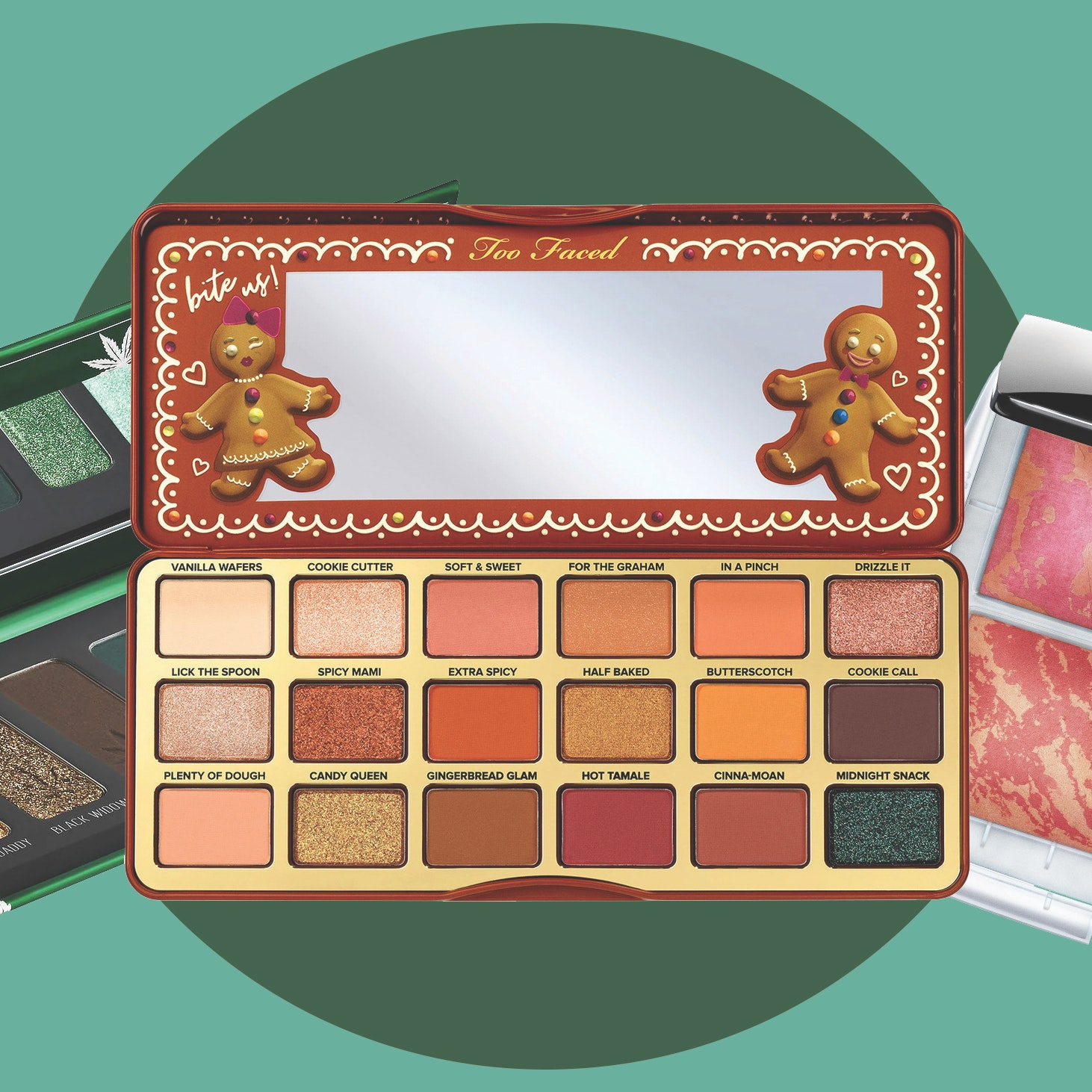 Our Editors Reveal the Top Makeup Palettes They're Coveting This Holiday Season